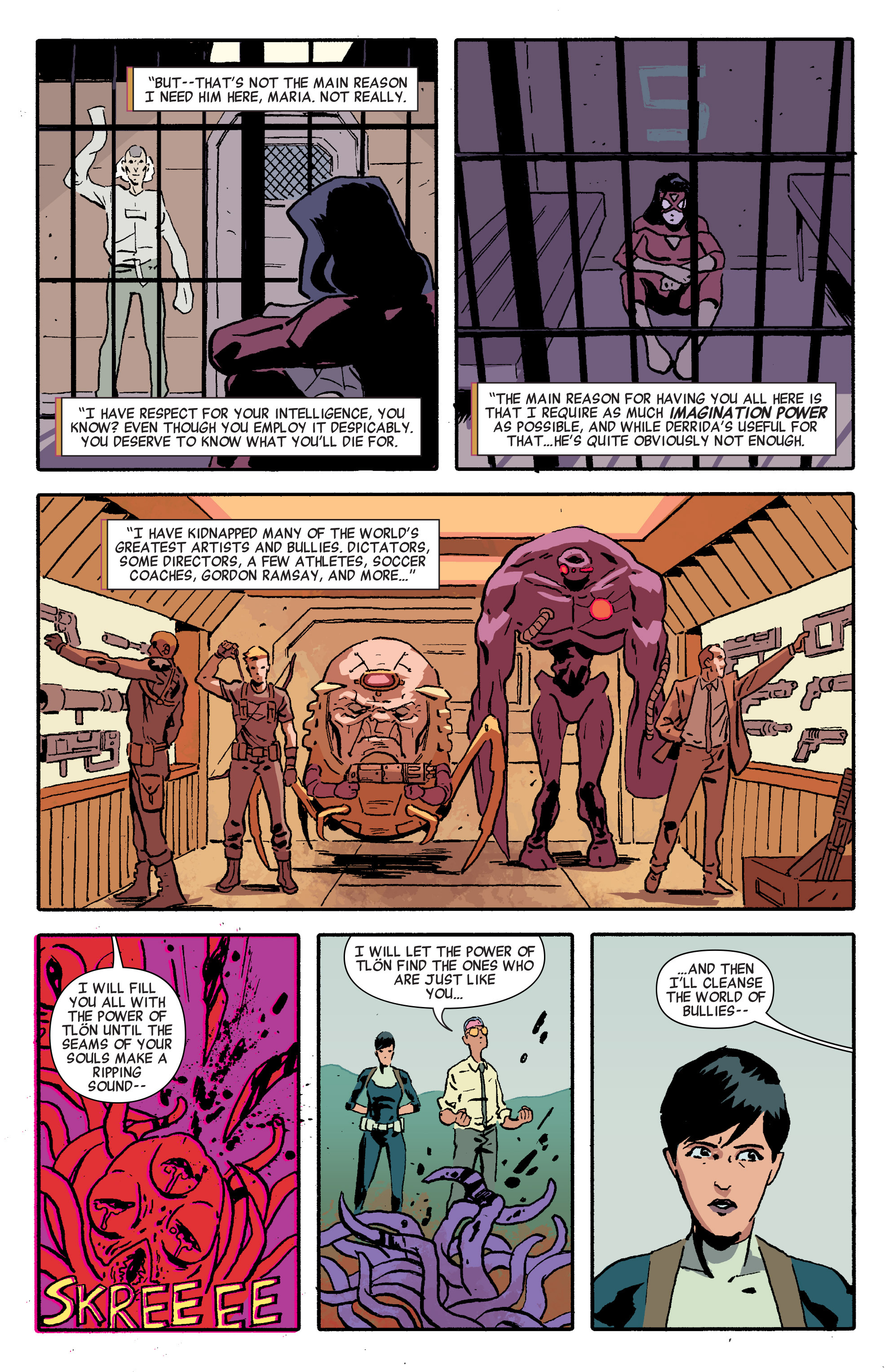 Read online Secret Avengers (2014) comic -  Issue #12 - 19
