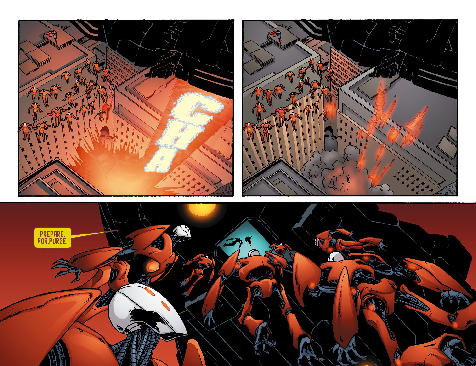 Read online Smallville: Chaos [II] comic -  Issue #4 - 13