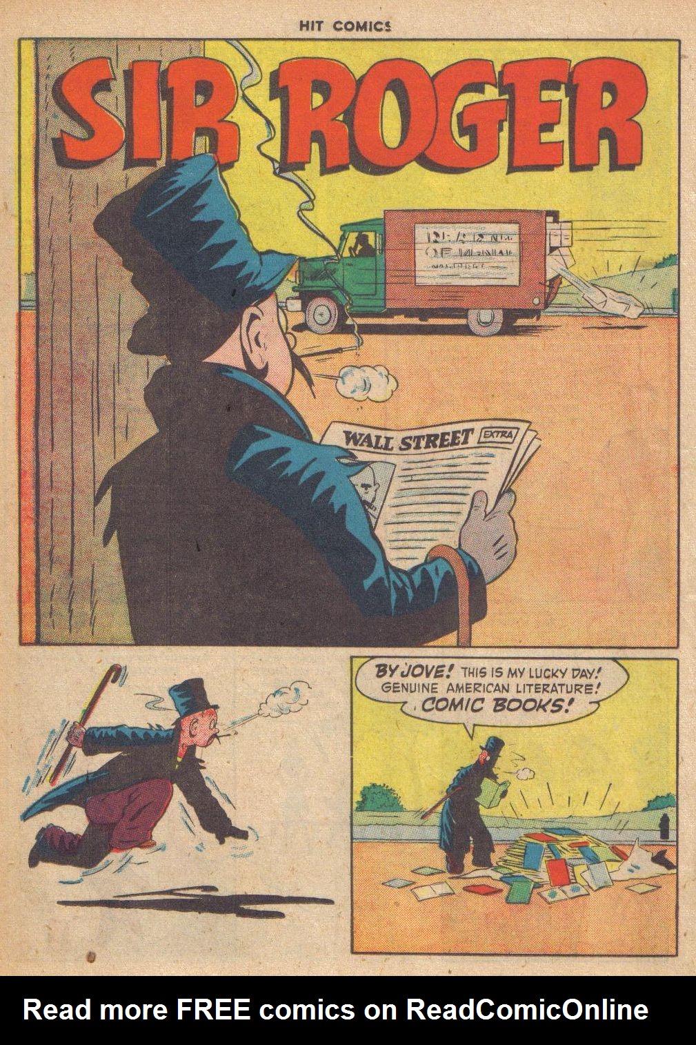 Read online Hit Comics comic -  Issue #46 - 24