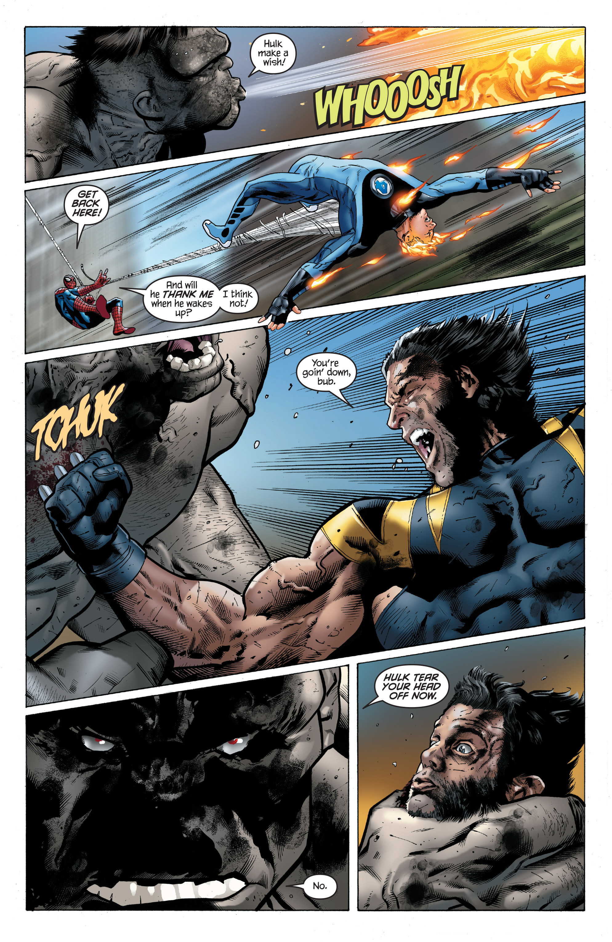 Read online Ultimate Power comic -  Issue #9 - 10