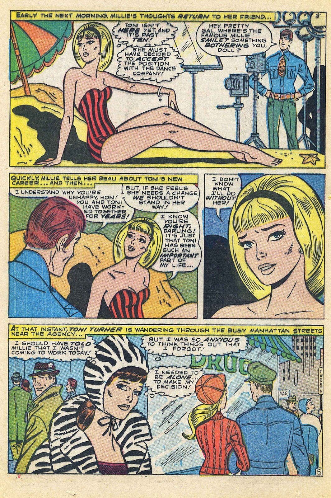 Millie the Model issue 151 - Page 20