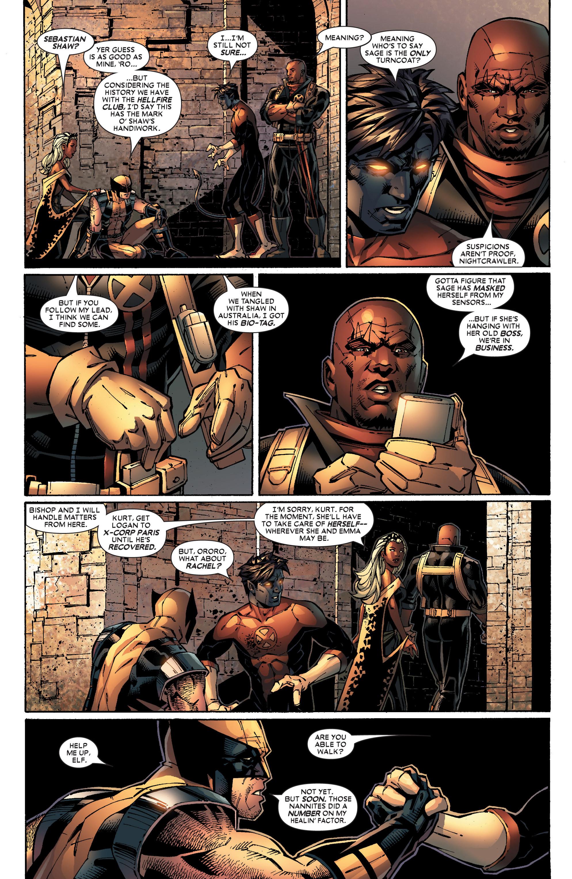 Read online Uncanny X-Men (1963) comic -  Issue #453 - 9