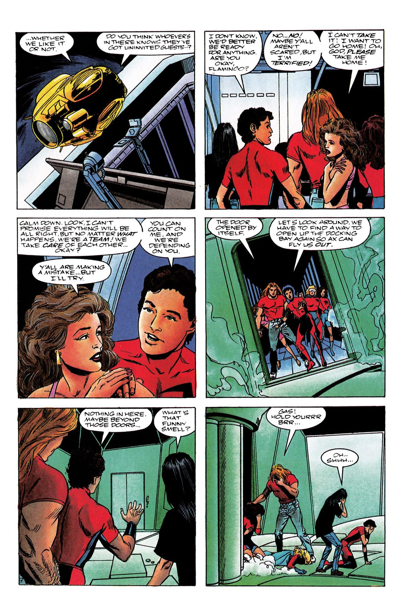 Read online Harbinger (1992) comic -  Issue #3 - 17
