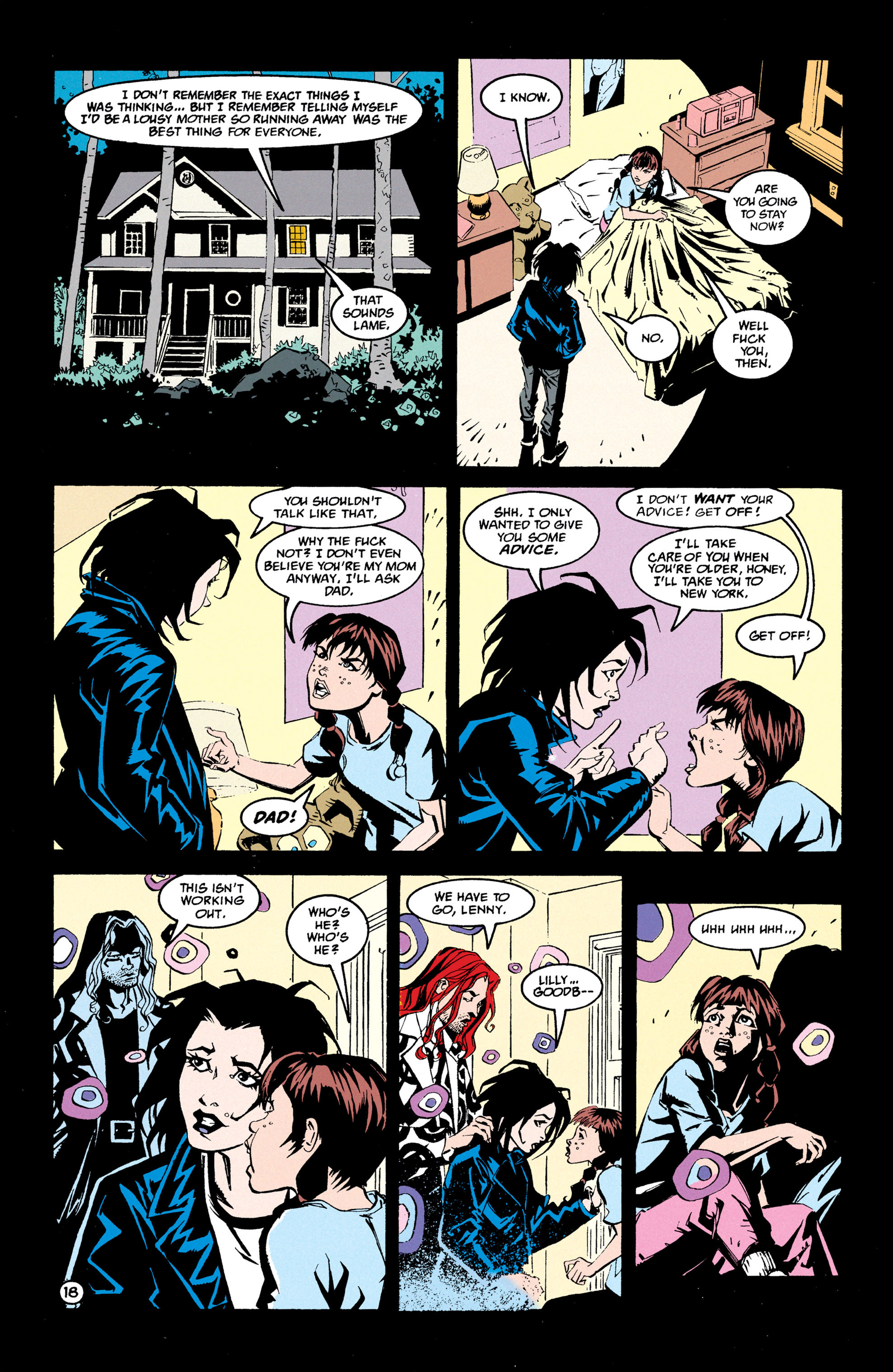 Read online Shade, the Changing Man comic -  Issue #68 - 19