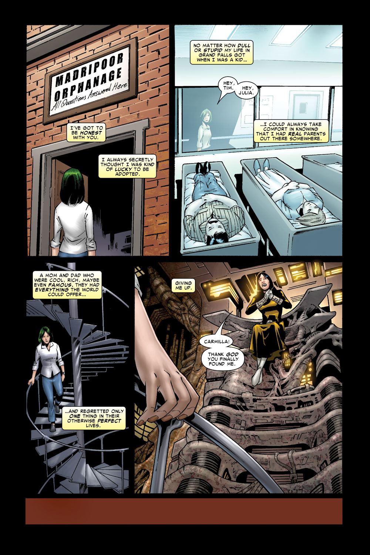 Read online Amazing Fantasy (2004) comic -  Issue #8 - 2