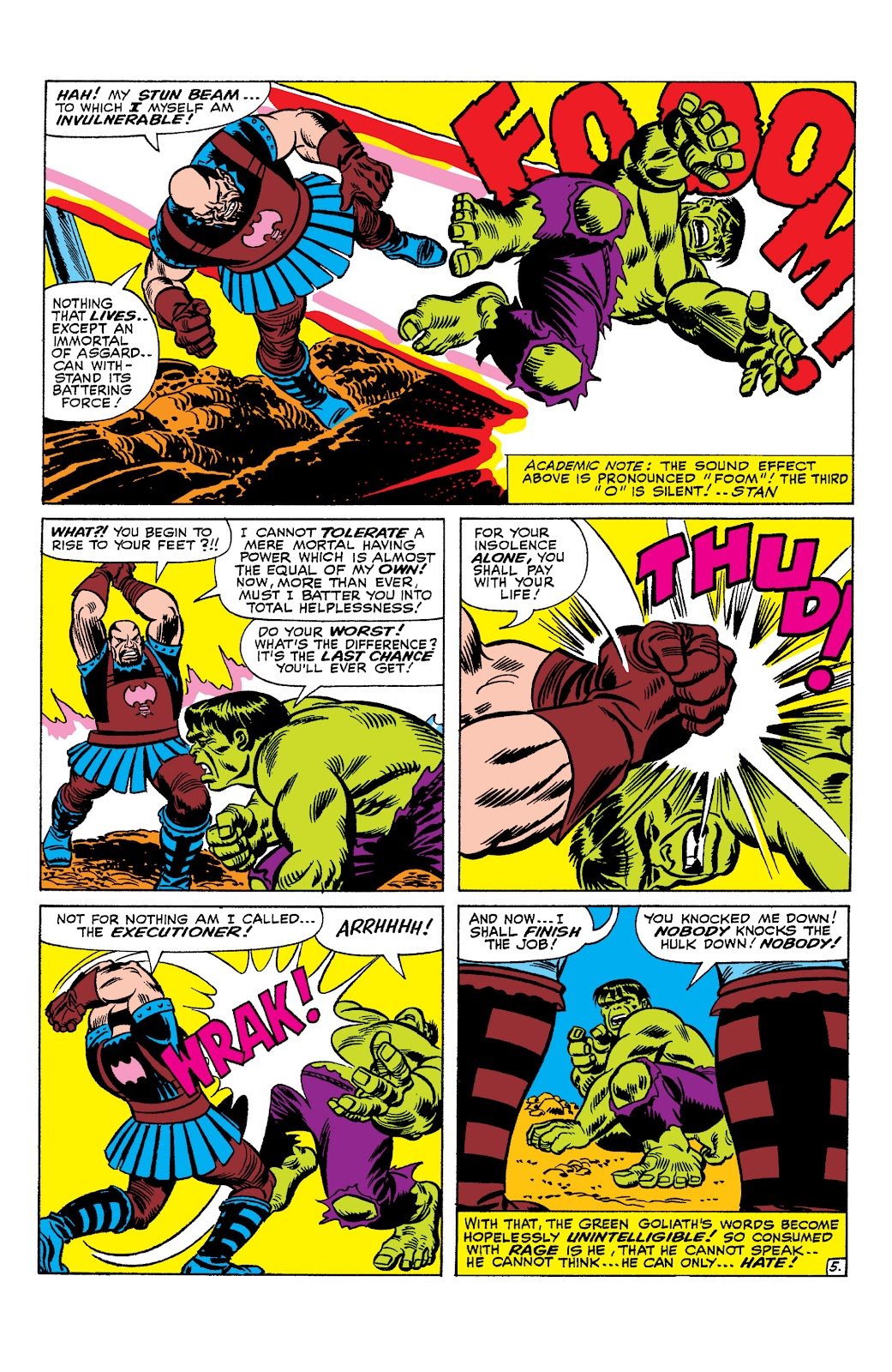 Read online Marvel Masterworks: The Incredible Hulk comic -  Issue # TPB 2 (Part 3) - 16