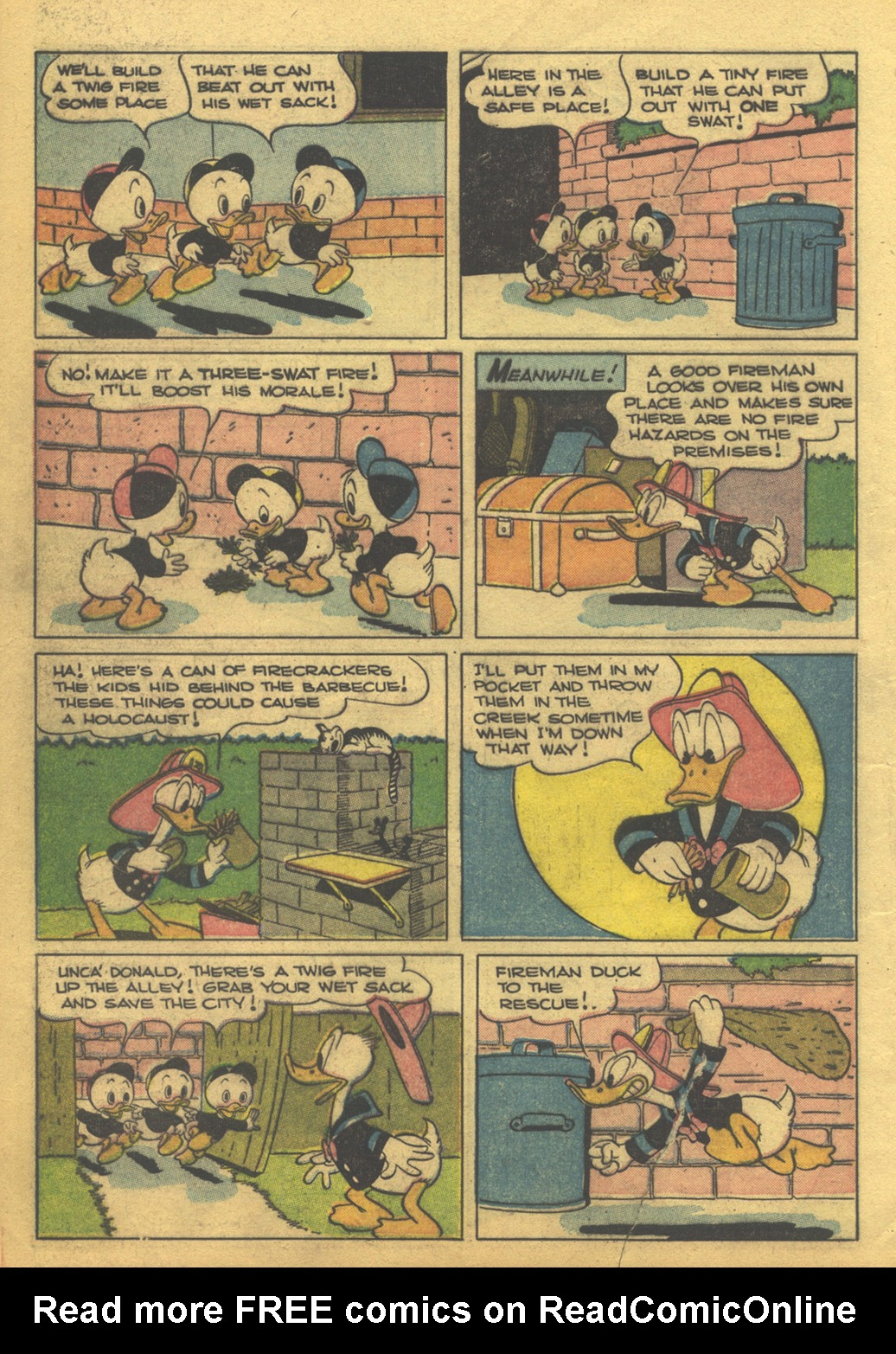 Walt Disney's Comics and Stories issue 86 - Page 10