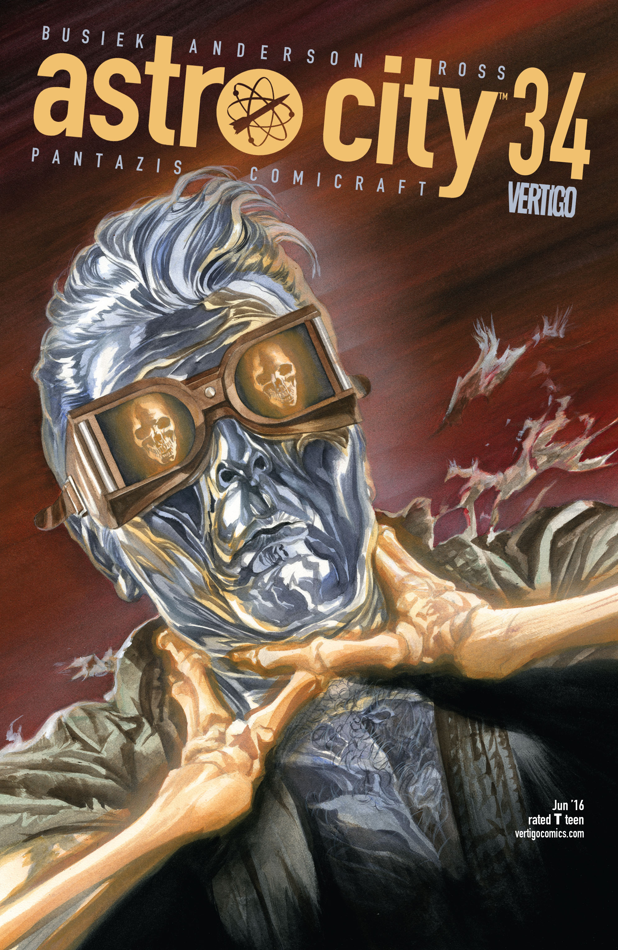 Read online Astro City comic -  Issue #34 - 1