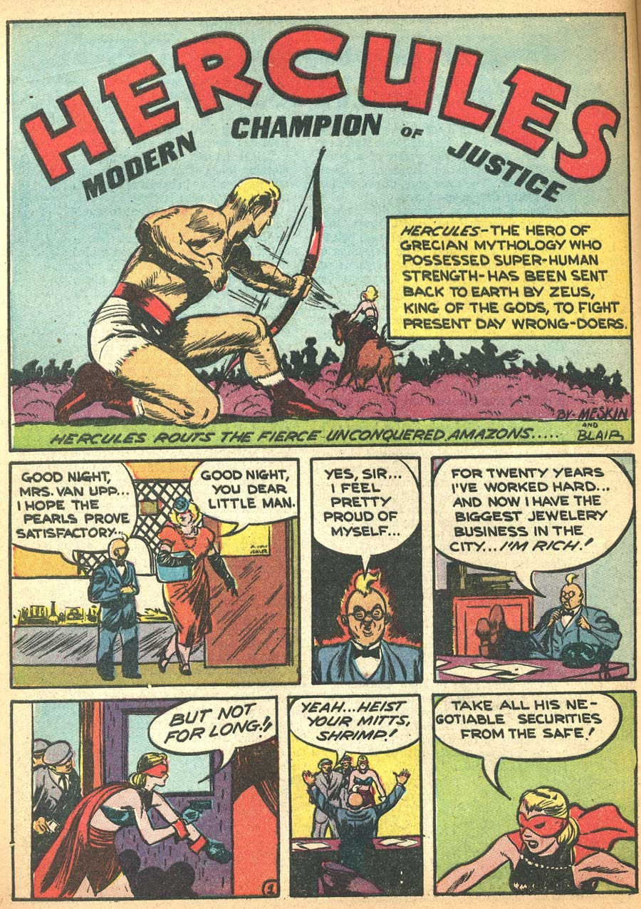 Blue Ribbon Comics (1939) issue 8 - Page 16