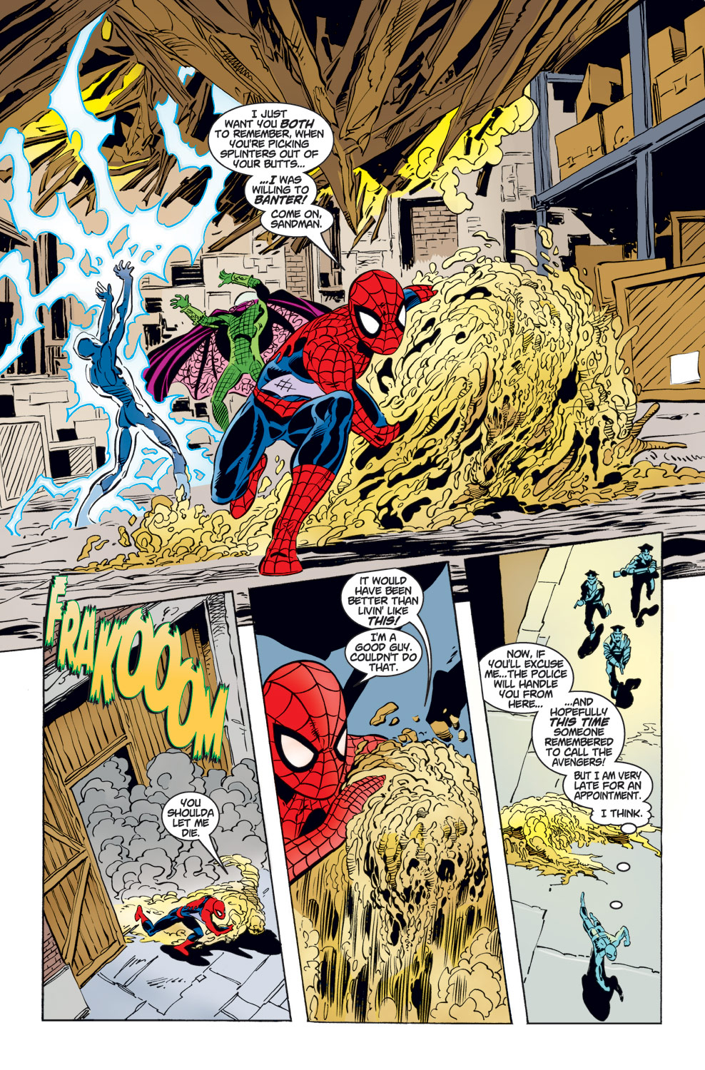 The Amazing Spider-Man (1999) 17 Page 19