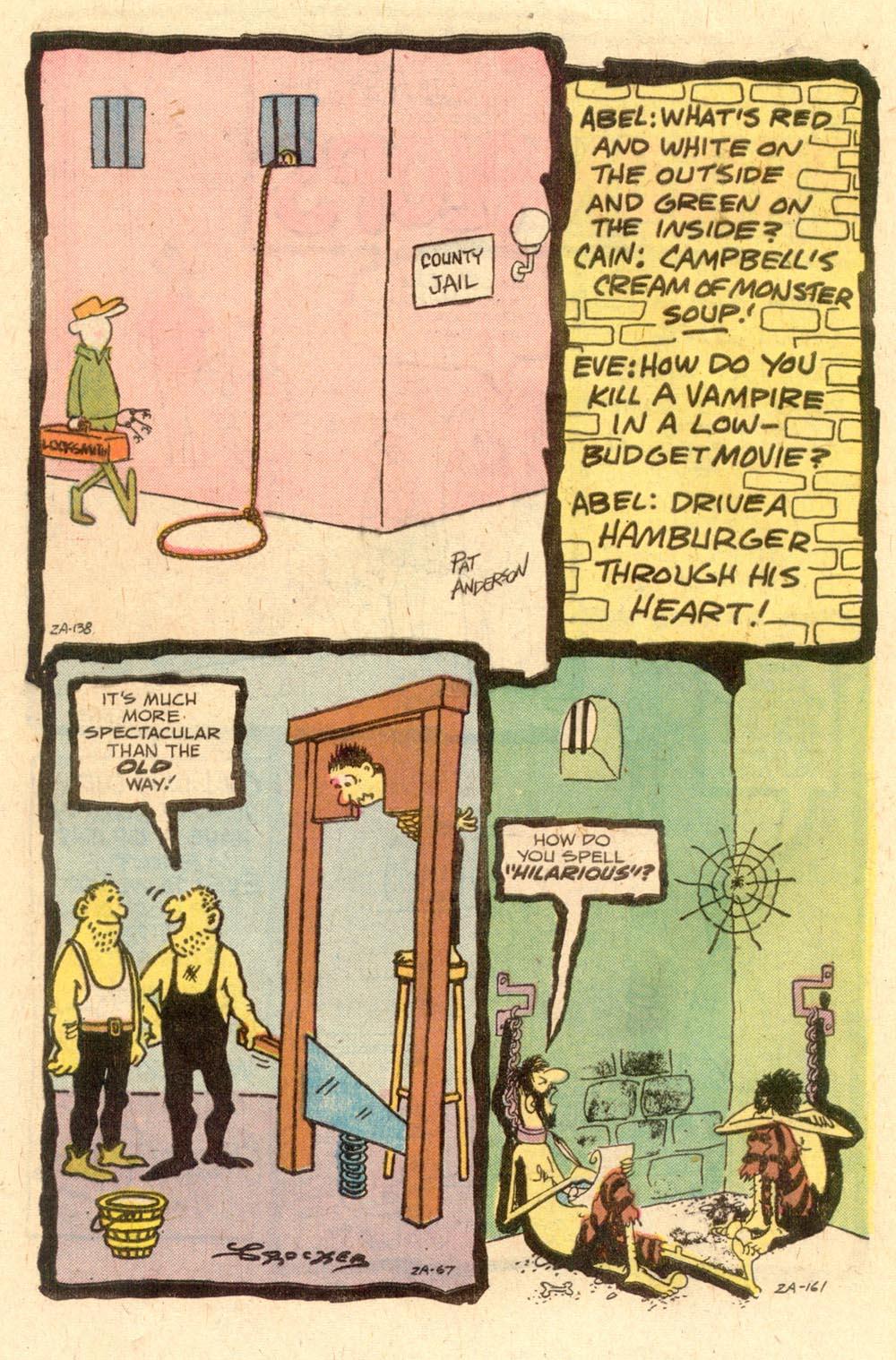 Read online Plop! comic -  Issue #24 - 31