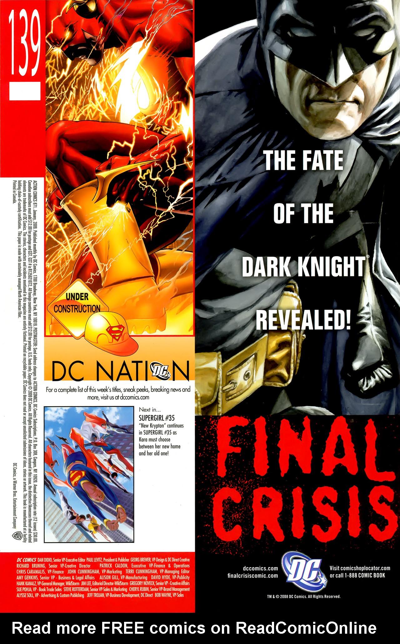 Action Comics (1938) 871 Page 24