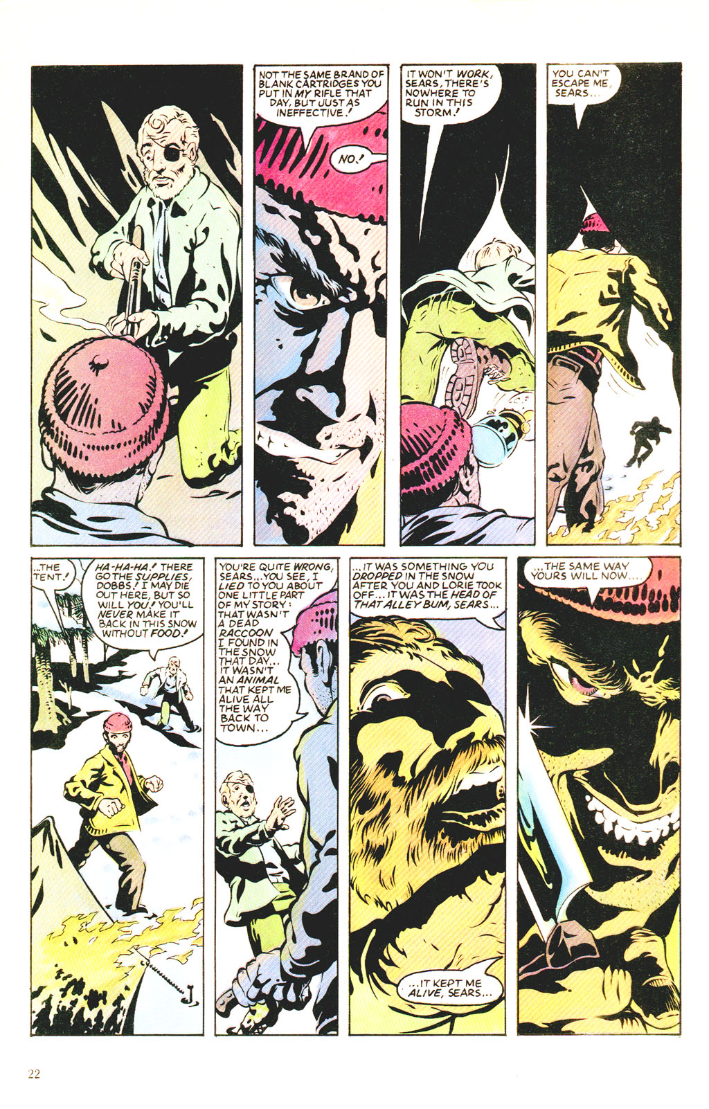 Read online Twisted Tales (1982) comic -  Issue #7 - 24