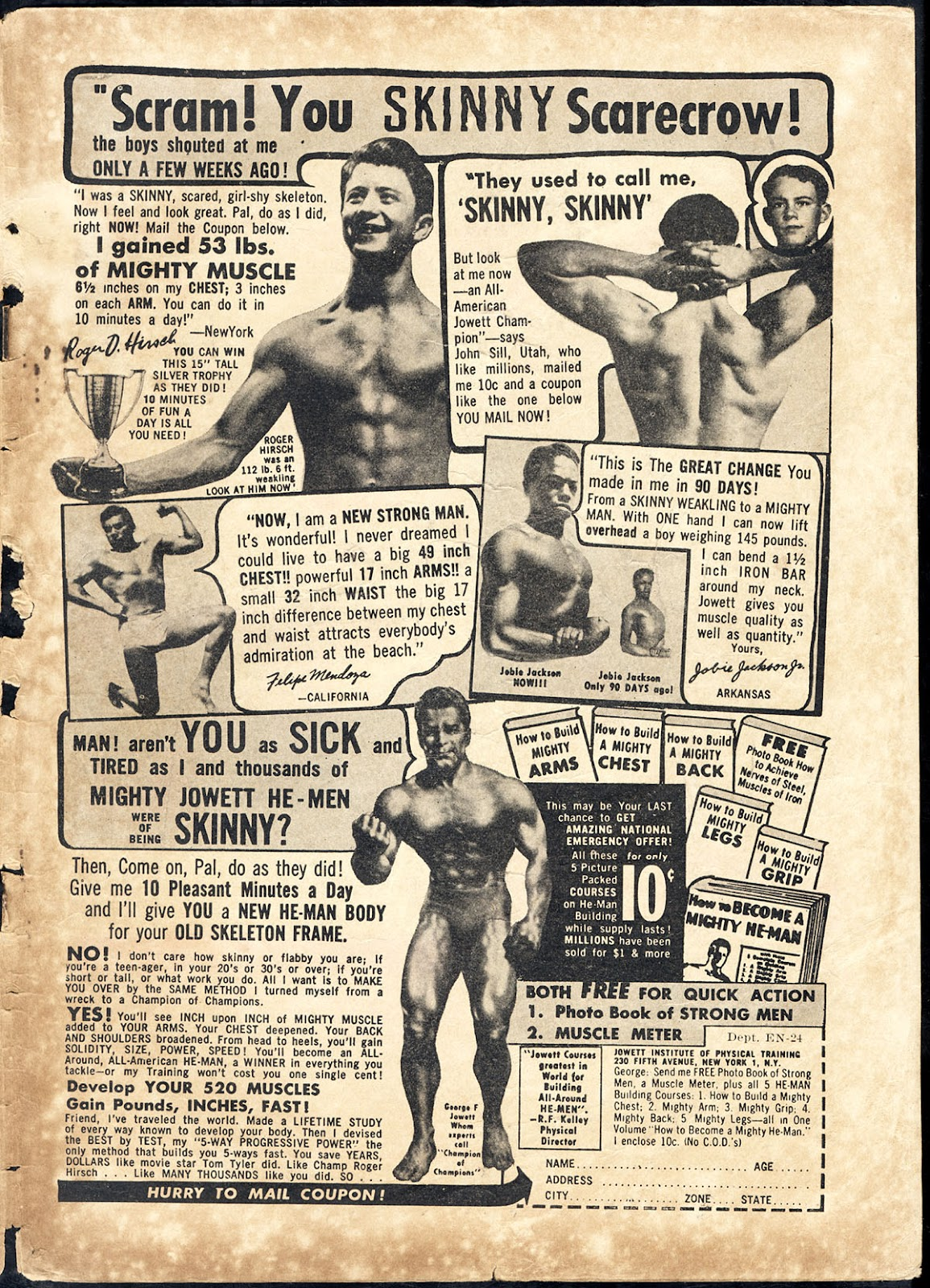 Weird Fantasy (1951) issue 13 - Page 35