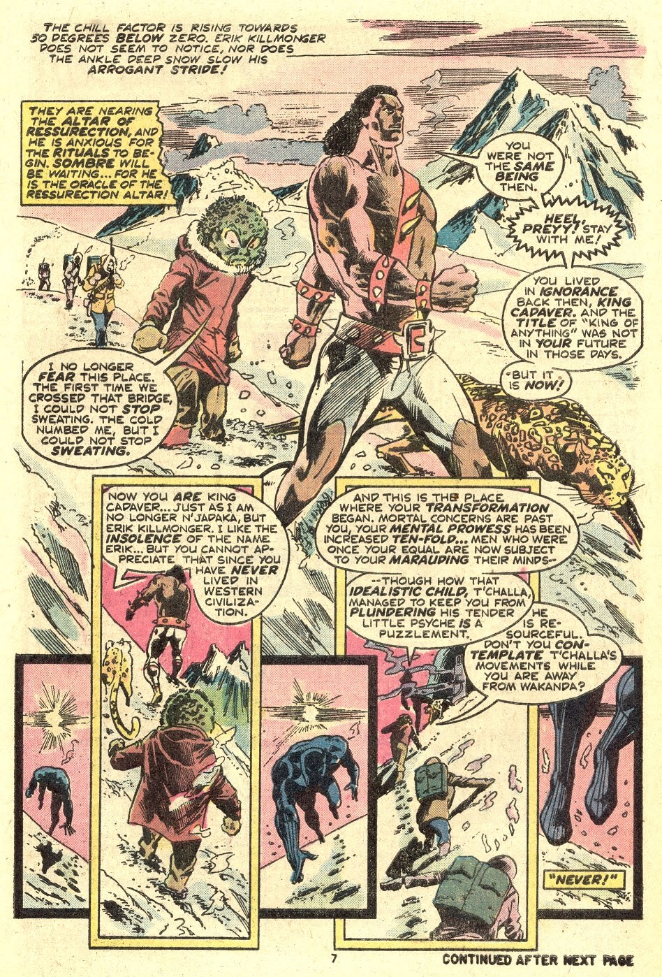 Jungle Action (1972) issue 12 - Page 9