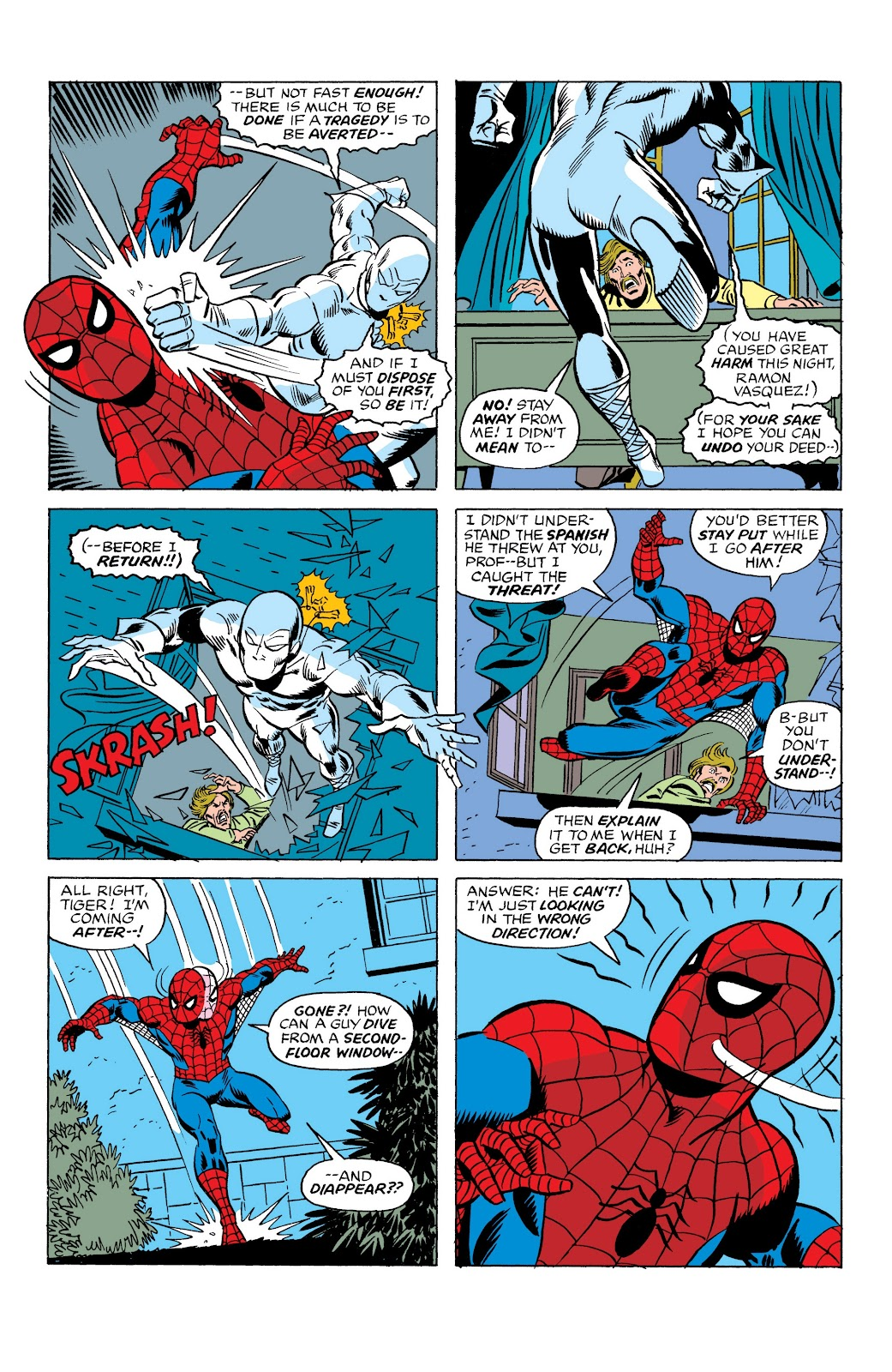 Read online Marvel Masterworks: The Spectacular Spider-Man comic -  Issue # TPB (Part 2) - 60