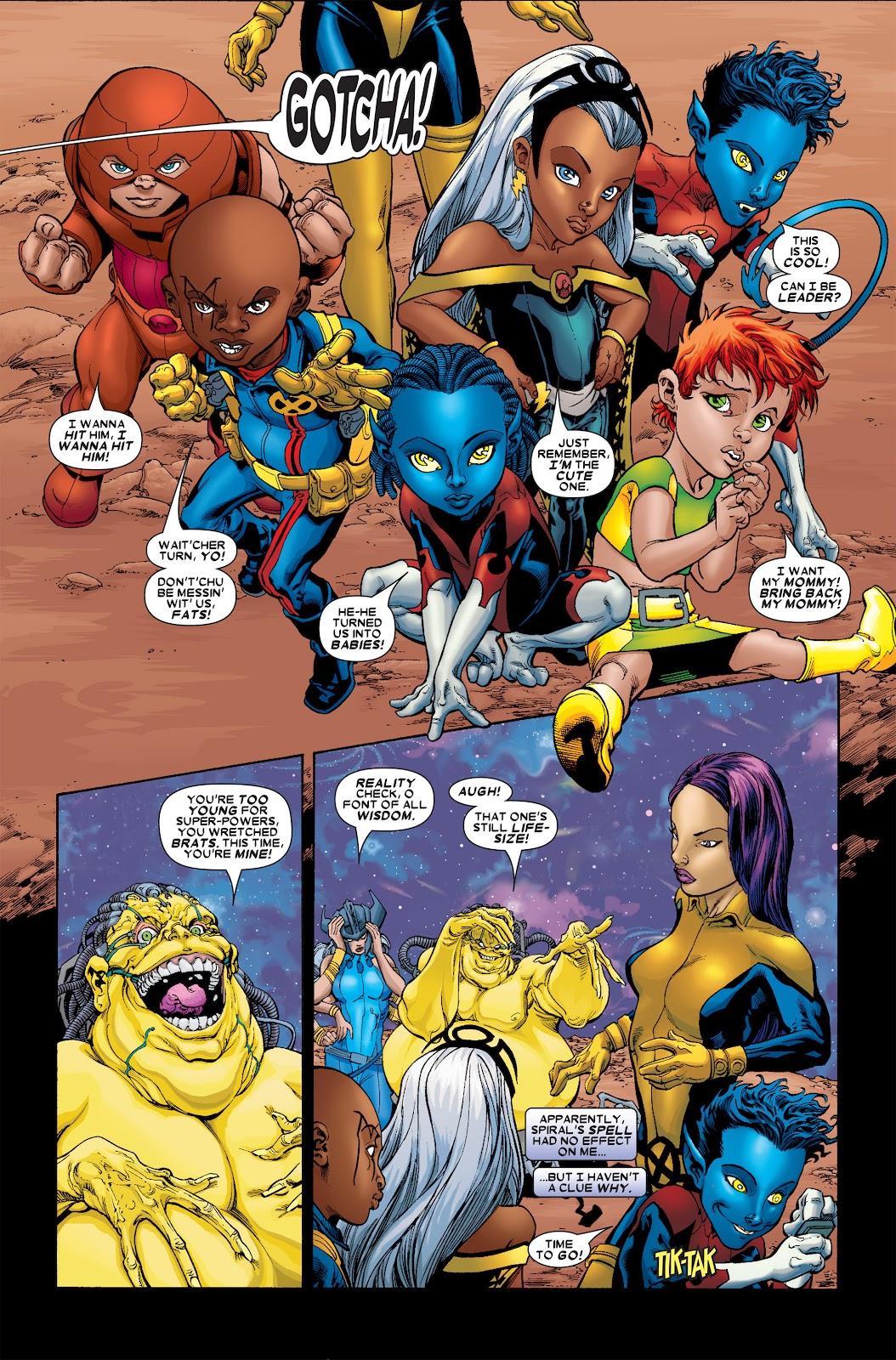 Uncanny X-Men (1963) issue 461 - Page 5