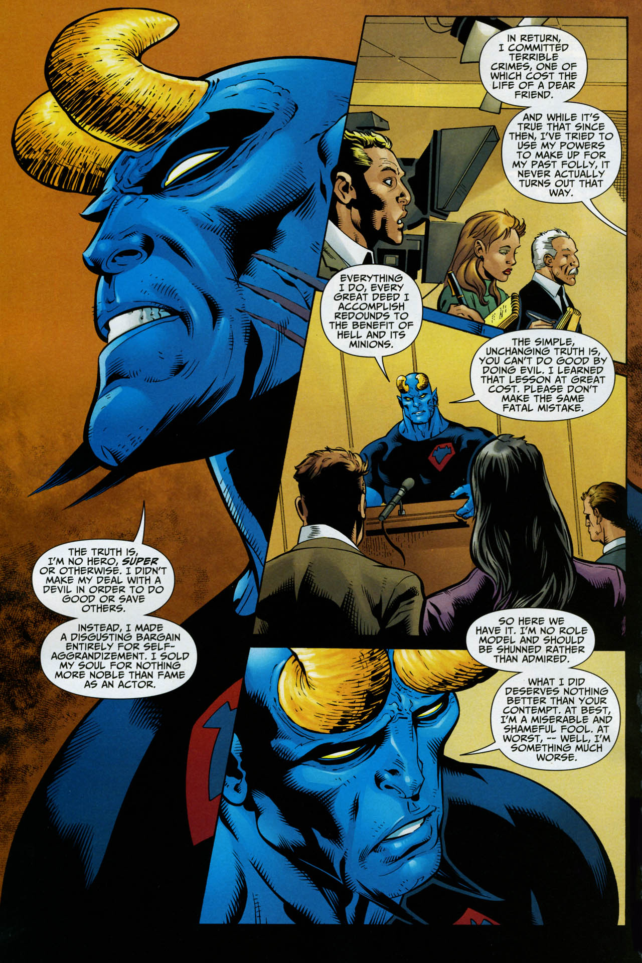 Read online Shadowpact comic -  Issue #14 - 13