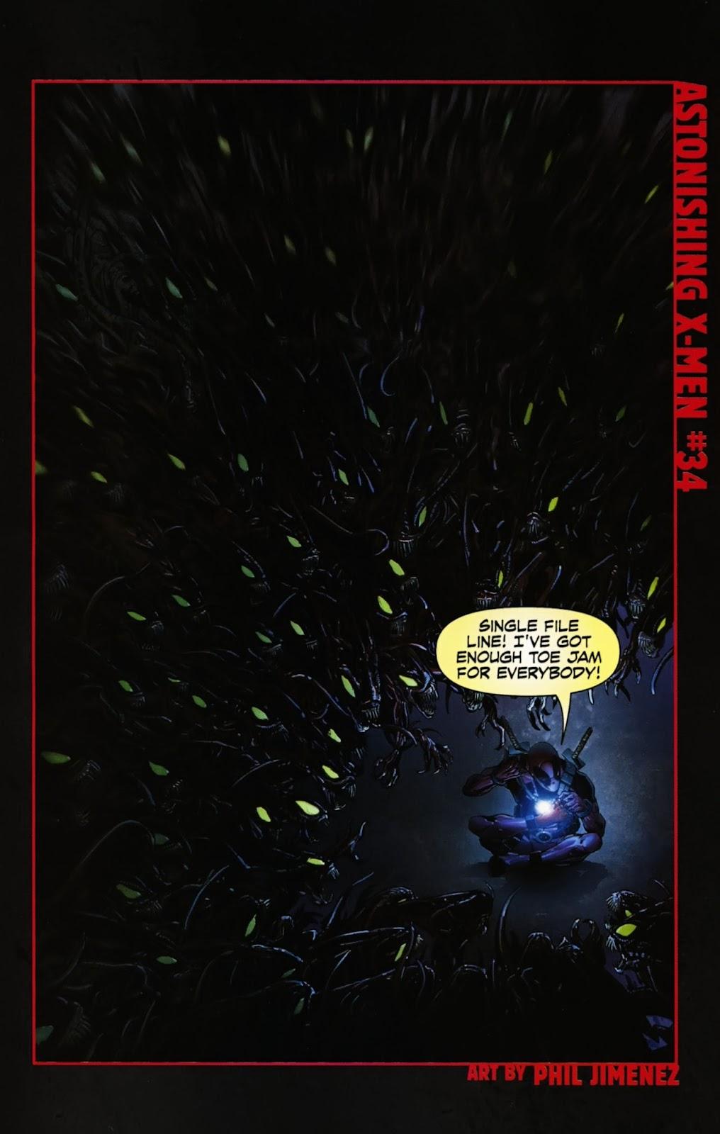 Read online Deadpool (2008) comic -  Issue #1000 - 81