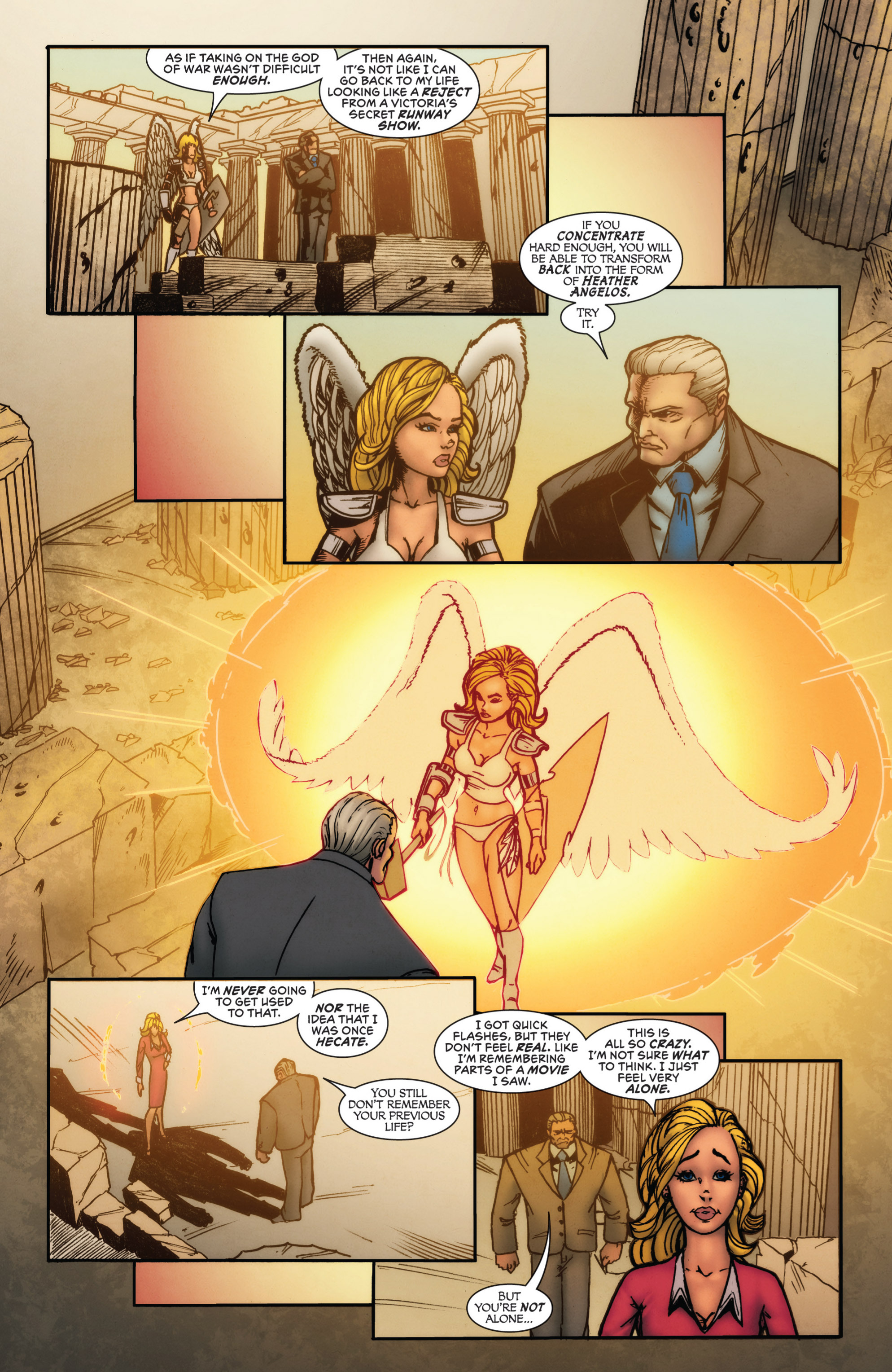 Read online Grimm Fairy Tales presents Grimm Universe comic -  Issue # TPB - 38