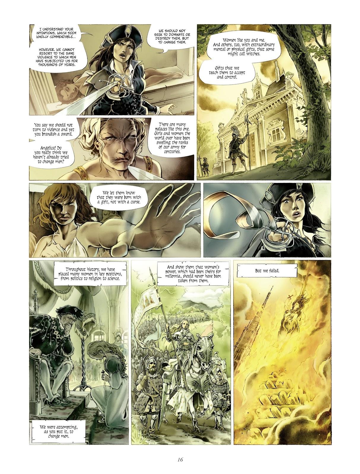 Read online Arthus Trivium comic -  Issue #4 - 18