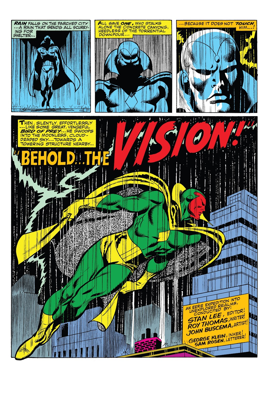 Read online Marvel Tales: Avengers comic -  Issue # Full - 27