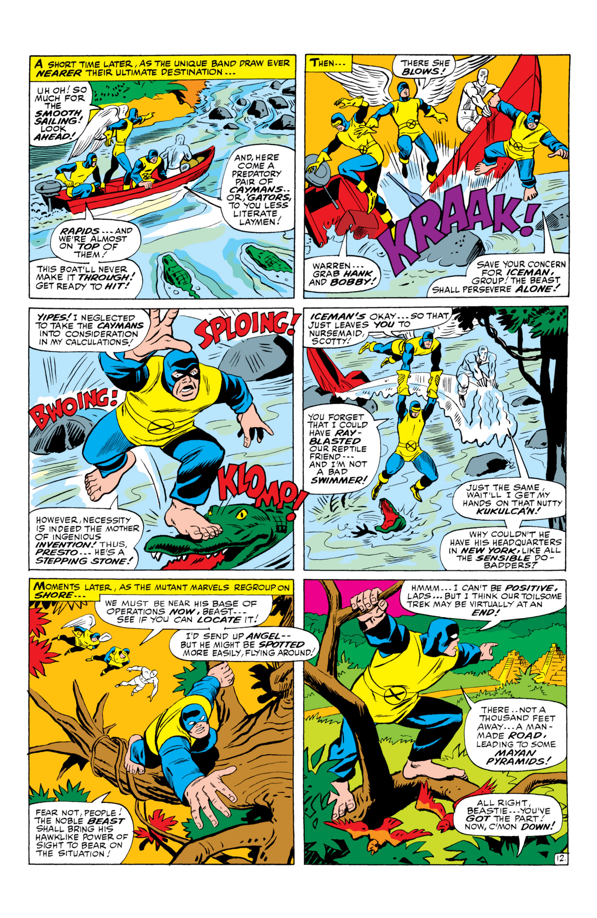 Read online Uncanny X-Men (1963) comic -  Issue #26 - 13