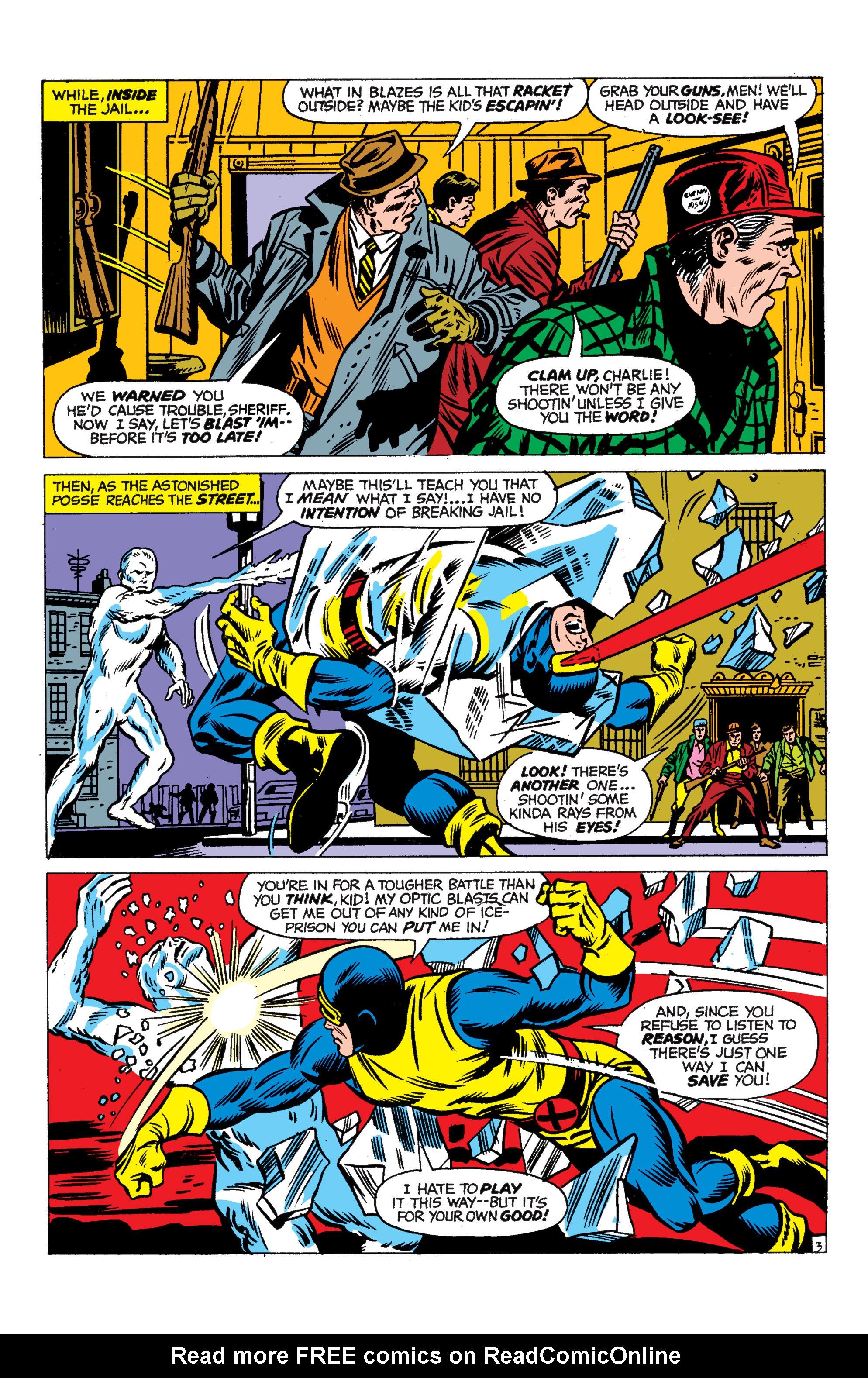 Uncanny X-Men (1963) 45 Page 18