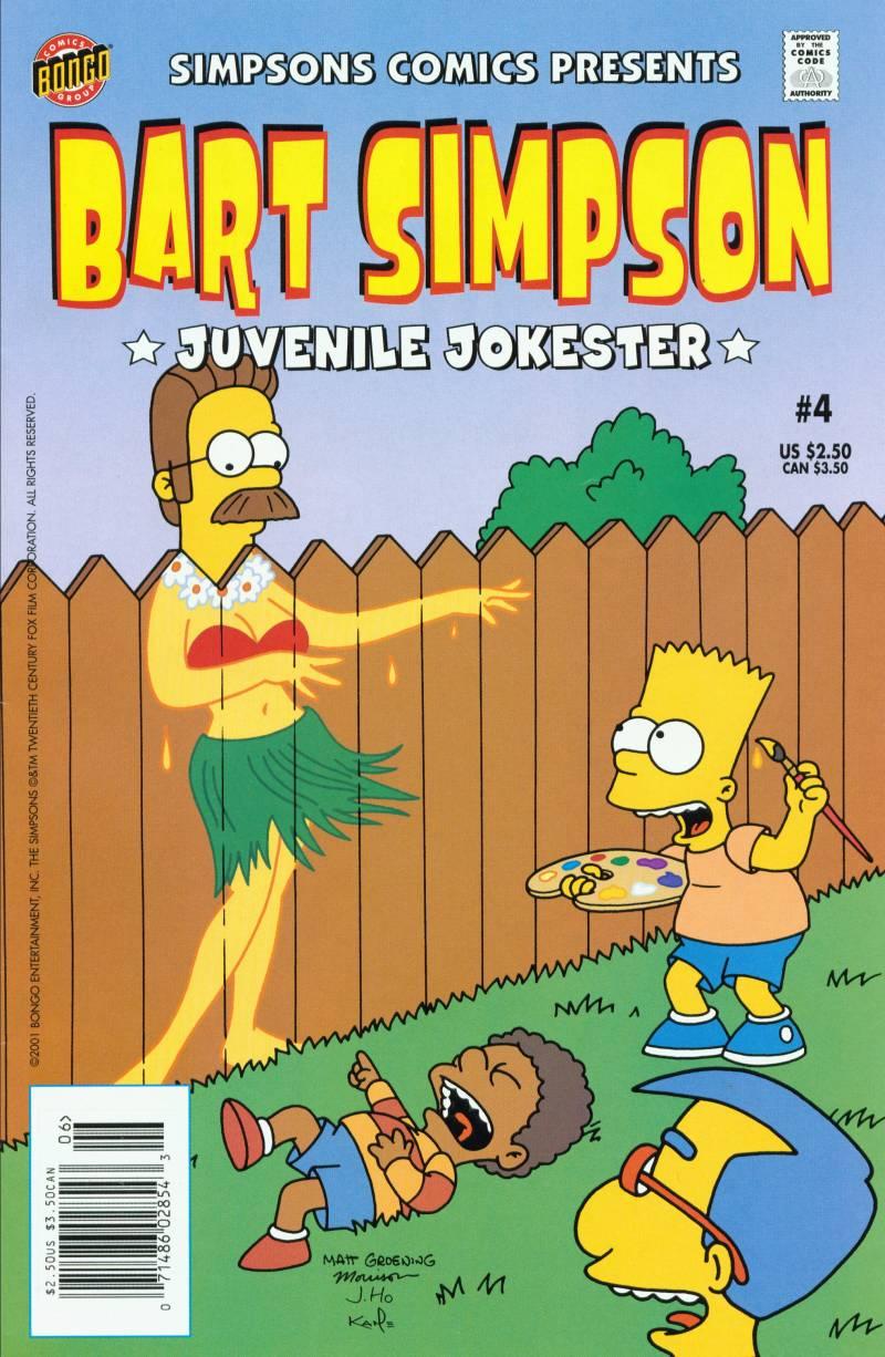Simpsons Comics Presents Bart Simpson 4 Page 1