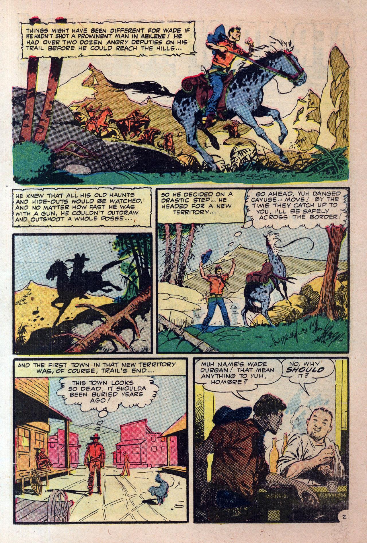 Read online Two-Gun Kid comic -  Issue #30 - 22