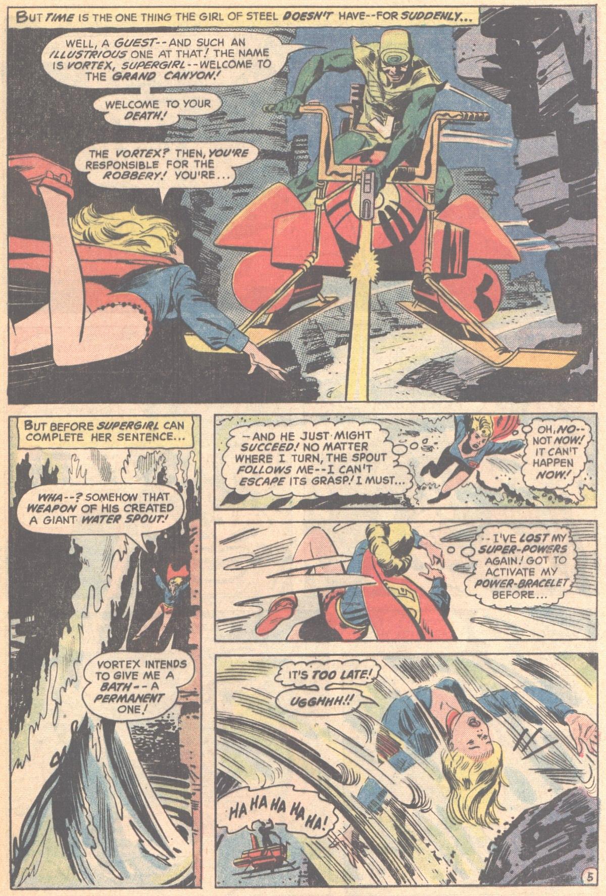 Read online Adventure Comics (1938) comic -  Issue #414 - 7