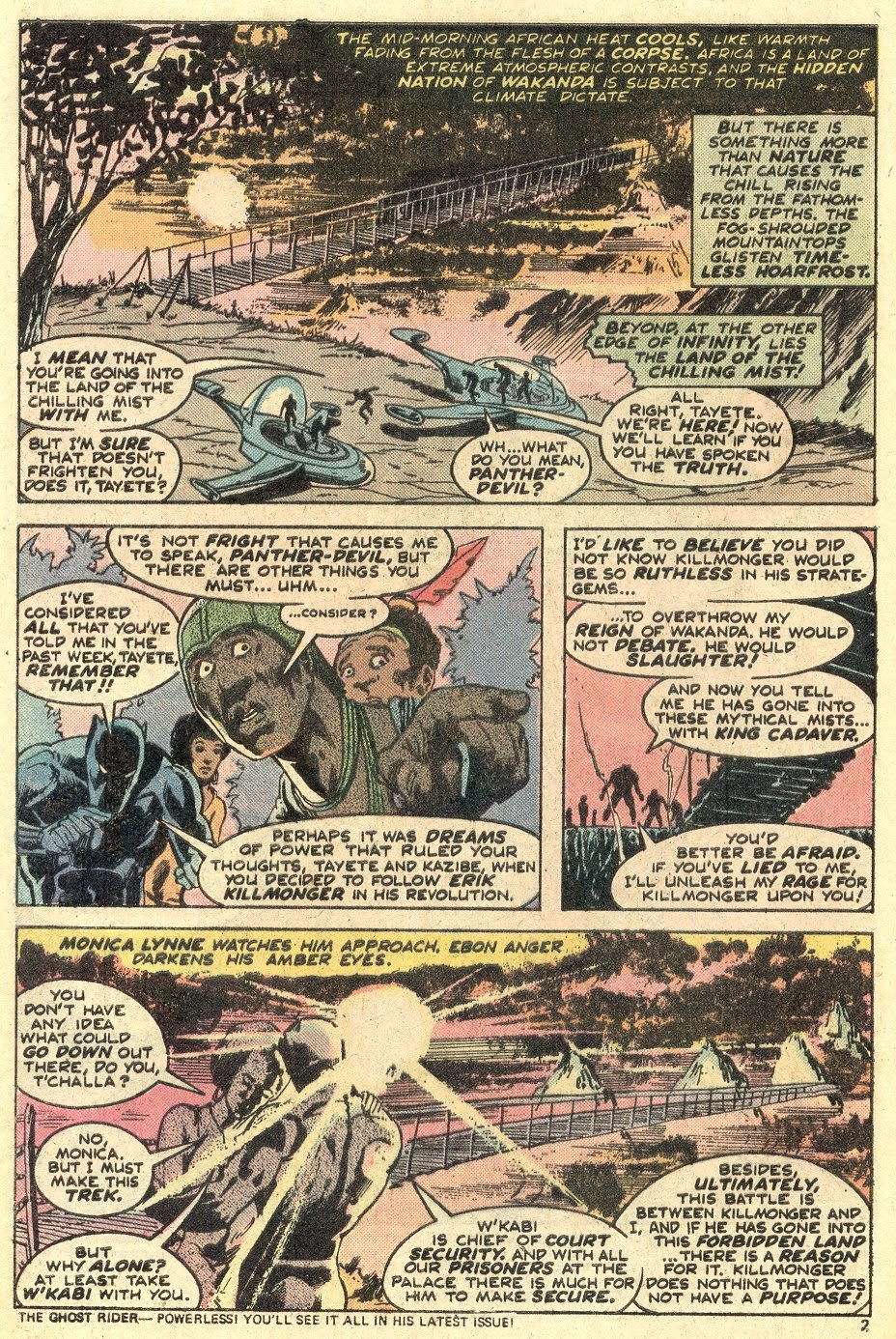Jungle Action (1972) issue 12 - Page 4