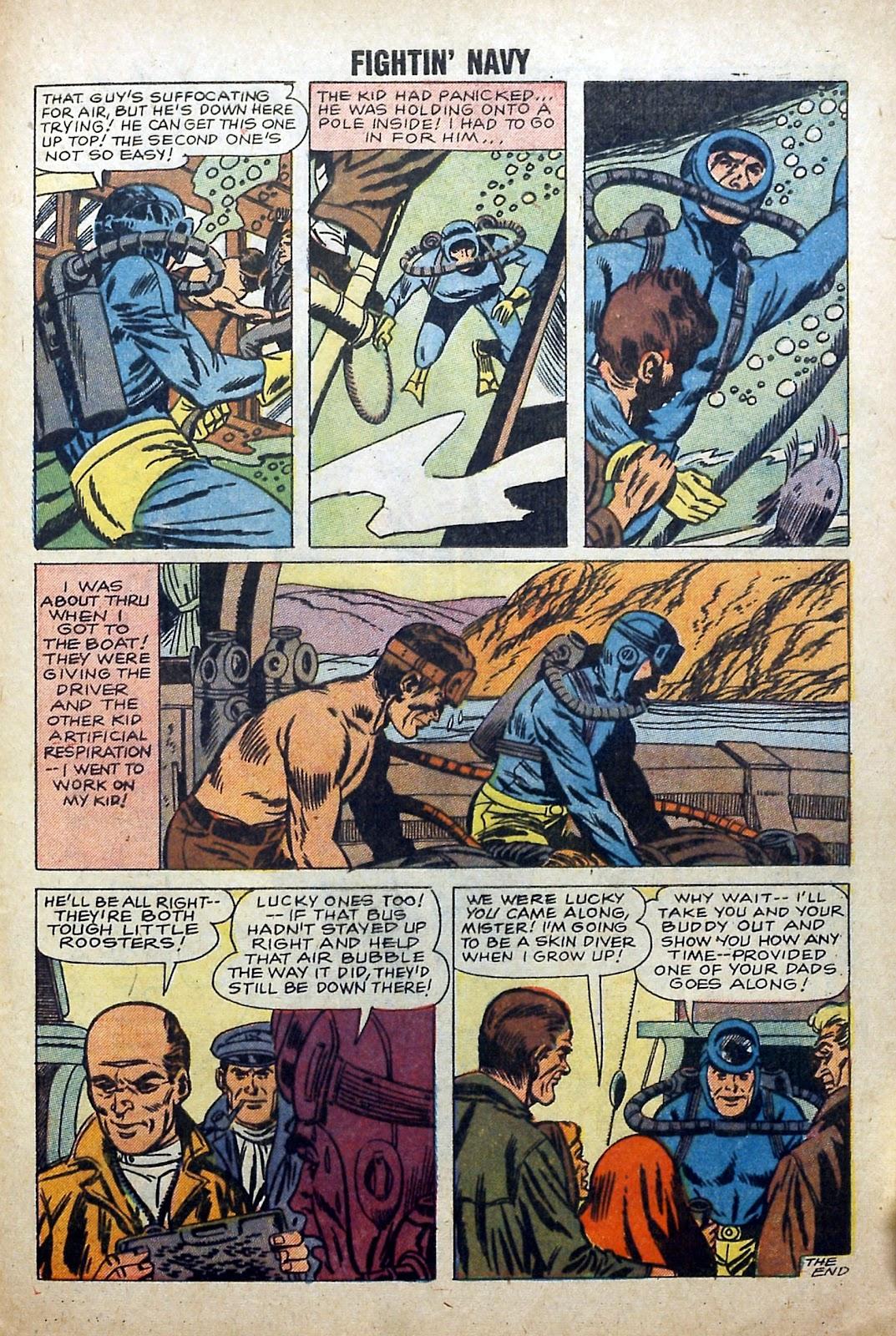 Read online Fightin' Navy comic -  Issue #84 - 33