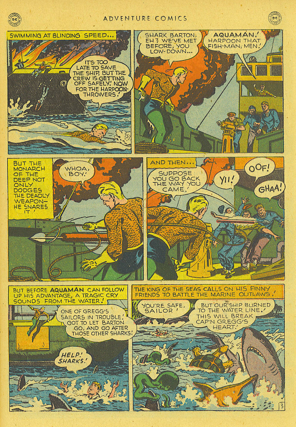 Read online Adventure Comics (1938) comic -  Issue #131 - 14