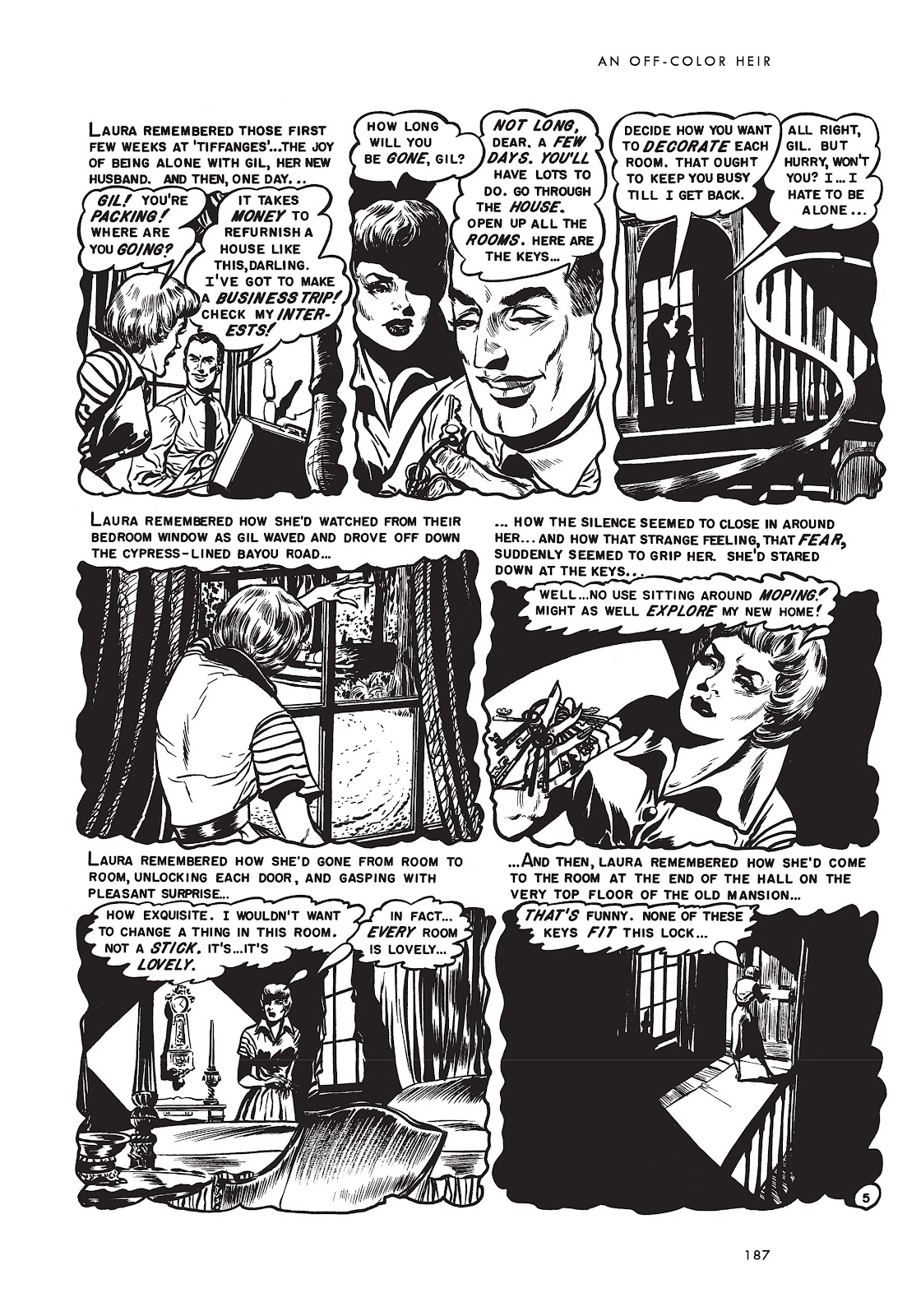 Read online Sucker Bait and Other Stories comic -  Issue # TPB (Part 2) - 102