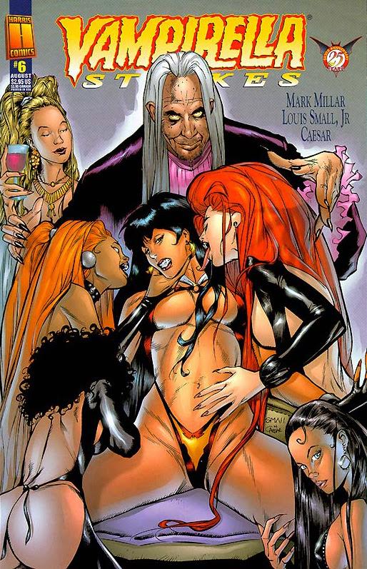 Vampirella Strikes (1995) 6 Page 1