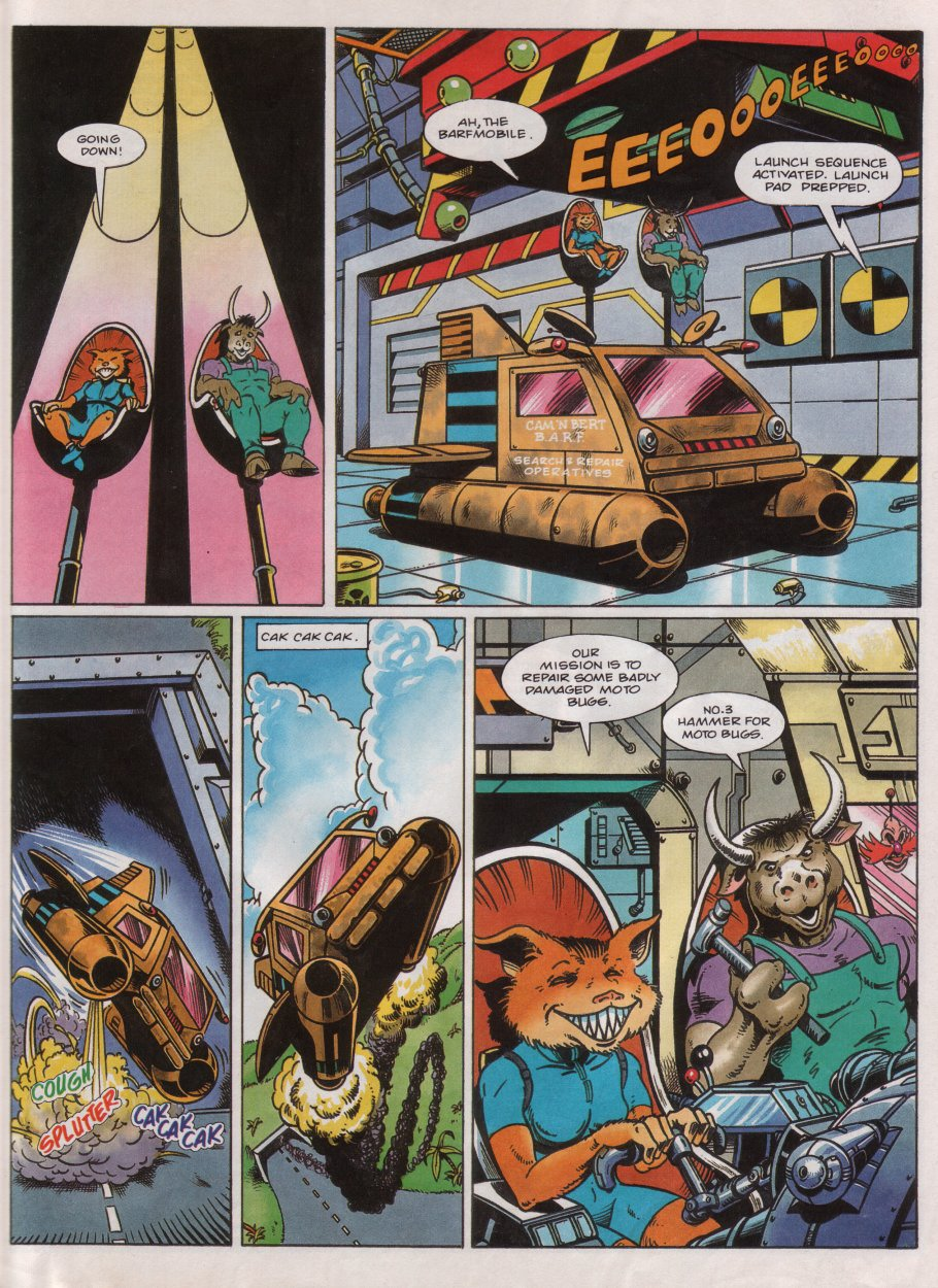 Read online Sonic the Comic comic -  Issue #32 - 20