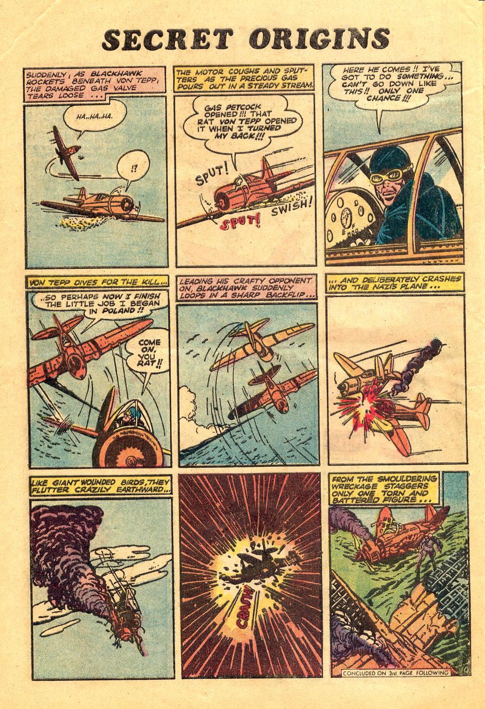 Read online Secret Origins (1973) comic -  Issue #6 - 28