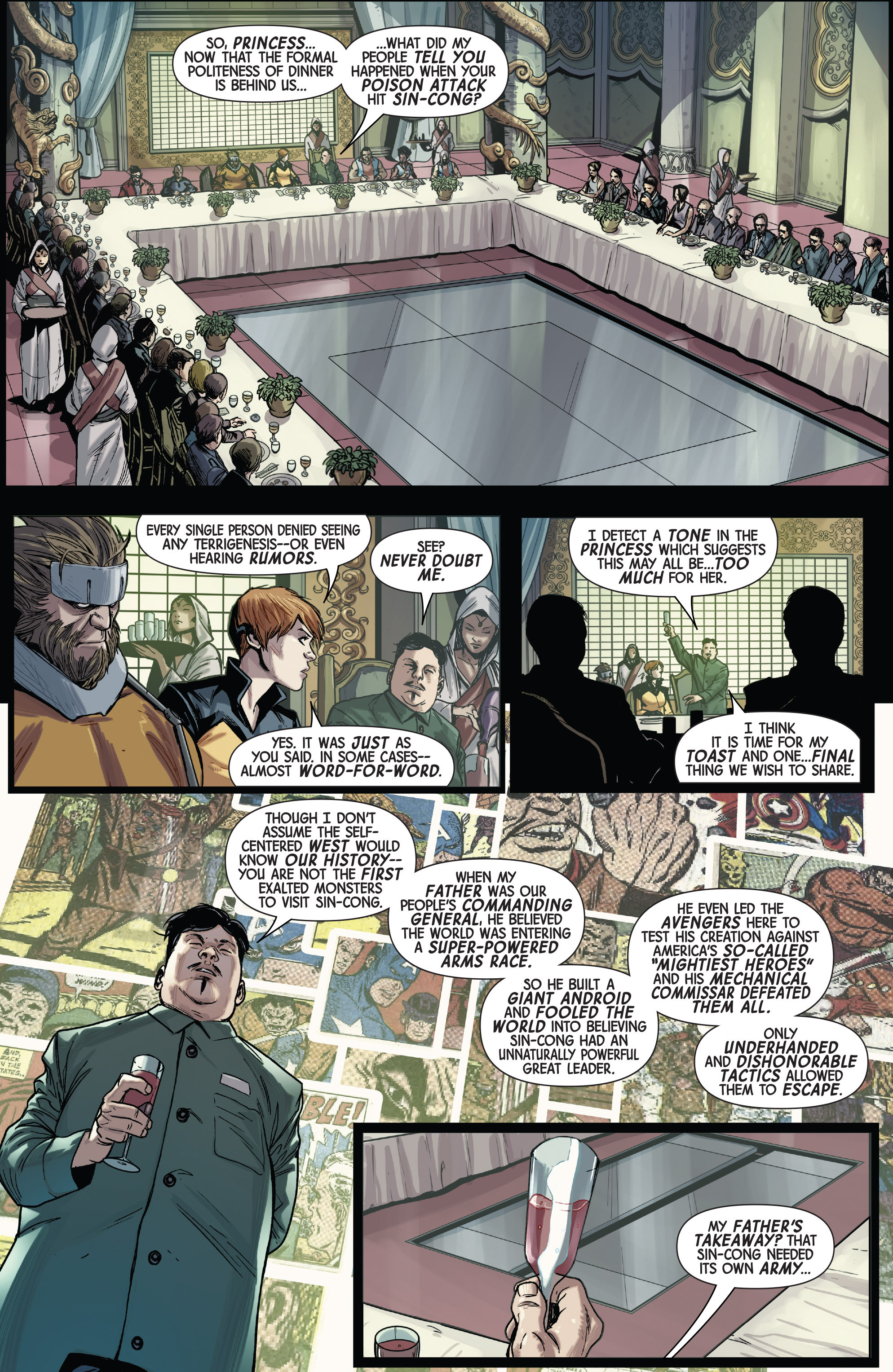 Read online All-New Inhumans comic -  Issue #2 - 11