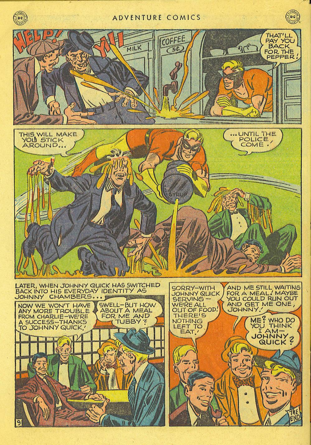 Read online Adventure Comics (1938) comic -  Issue #127 - 43