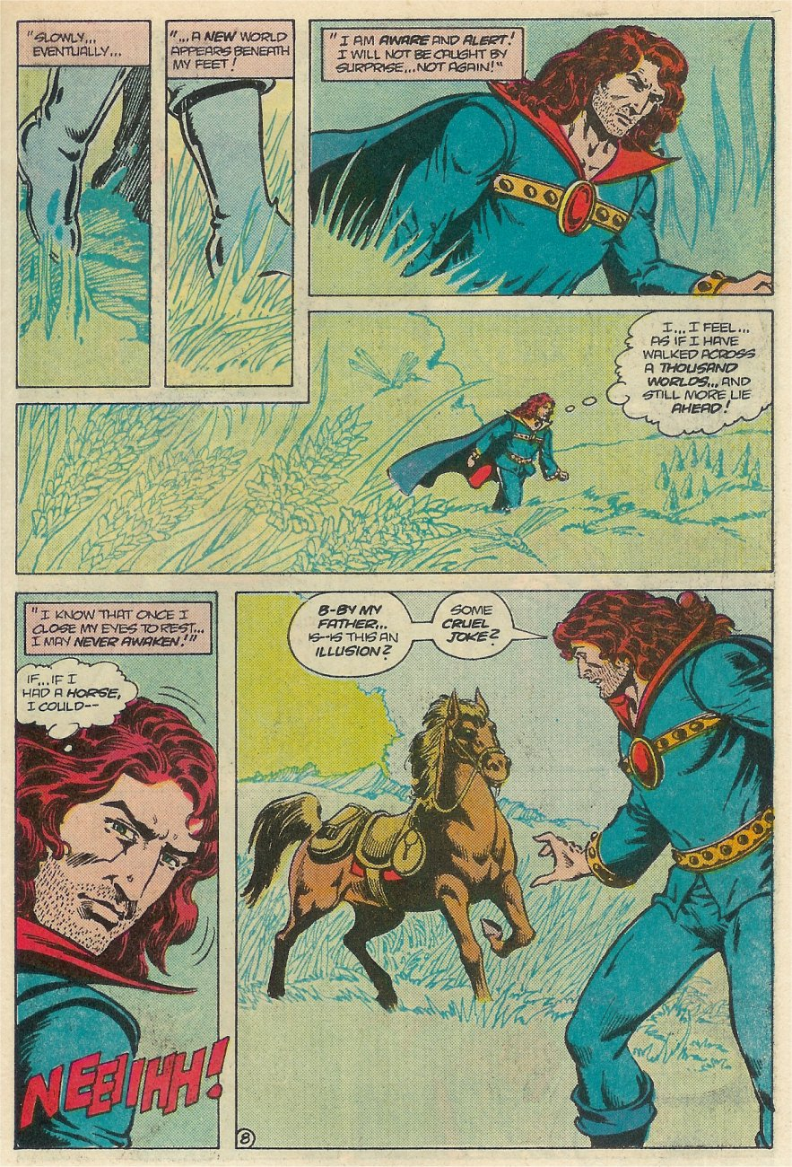 Read online Arion, Lord of Atlantis comic -  Issue #25 - 9