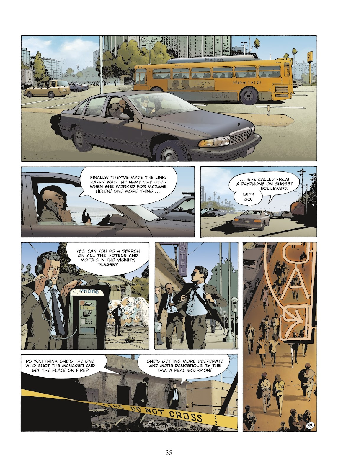 XIII Mystery issue 9 - Page 37
