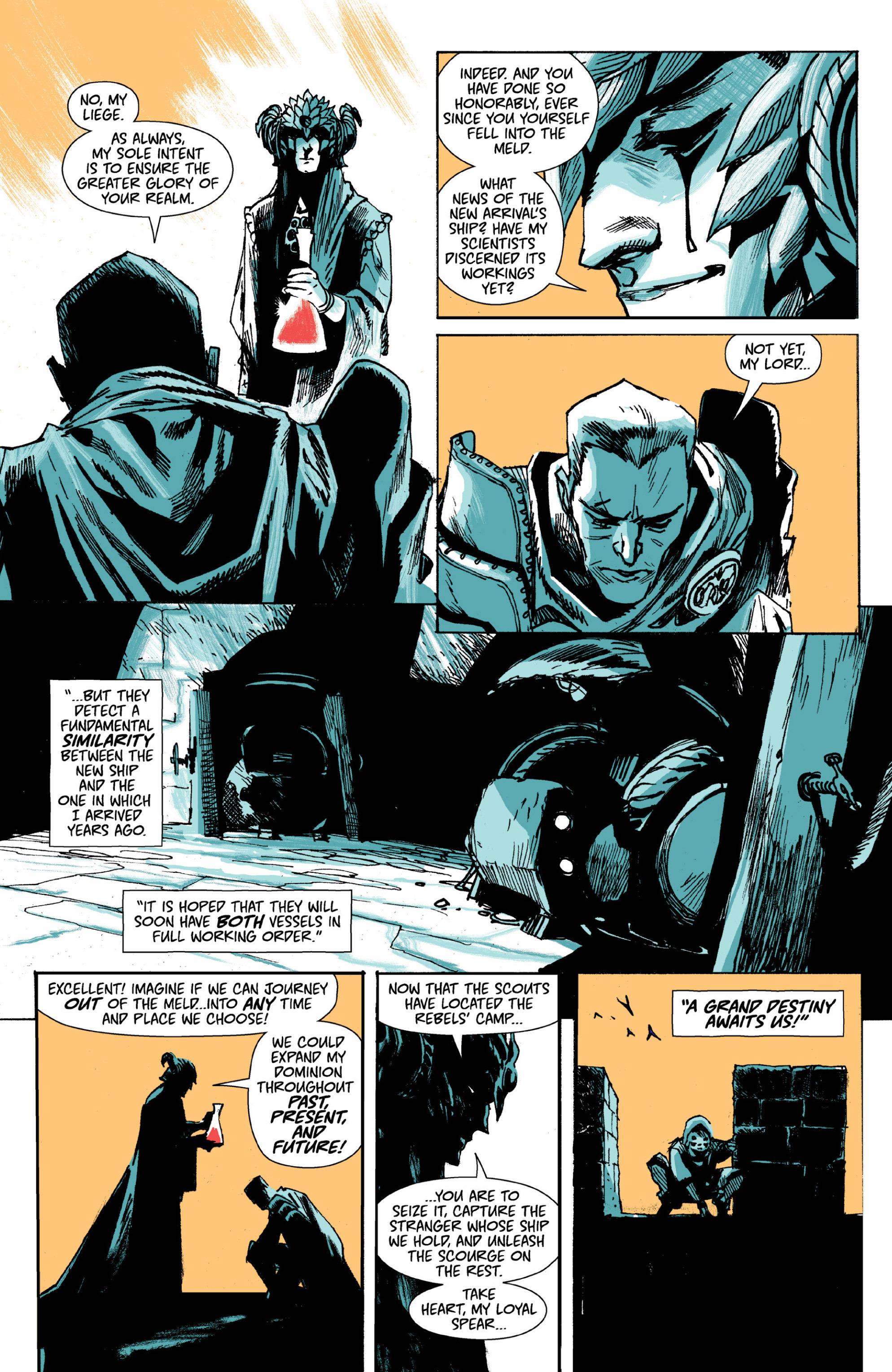Read online Ei8ht comic -  Issue # TPB - 59
