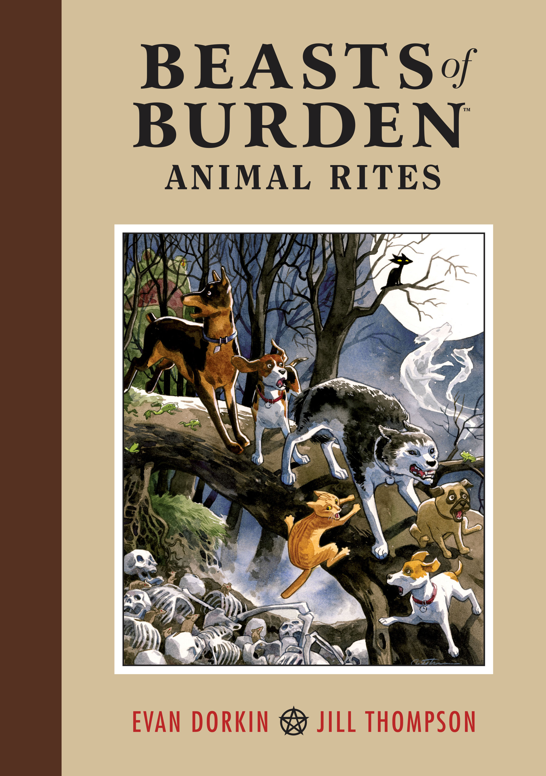Beasts of Burden: Animal Rites TPB Page 1