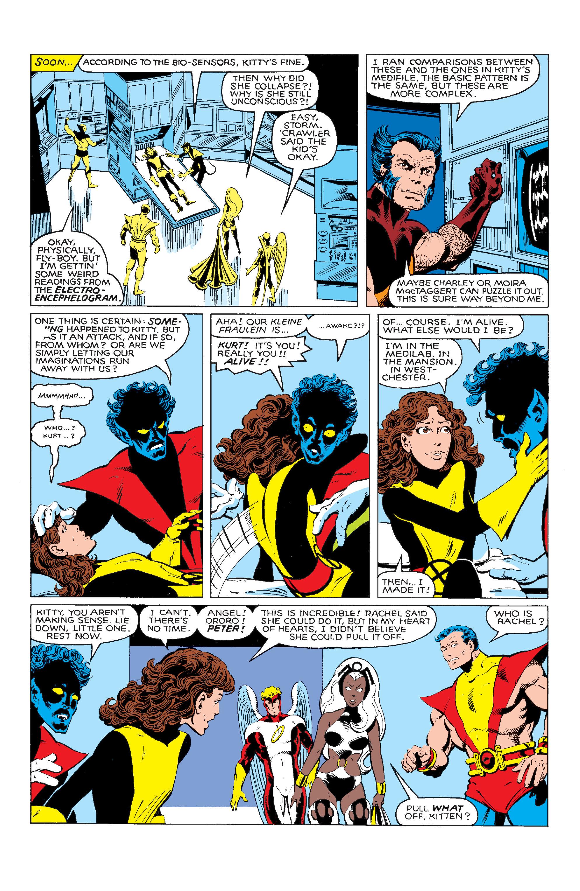 Uncanny X-Men (1963) 141 Page 12