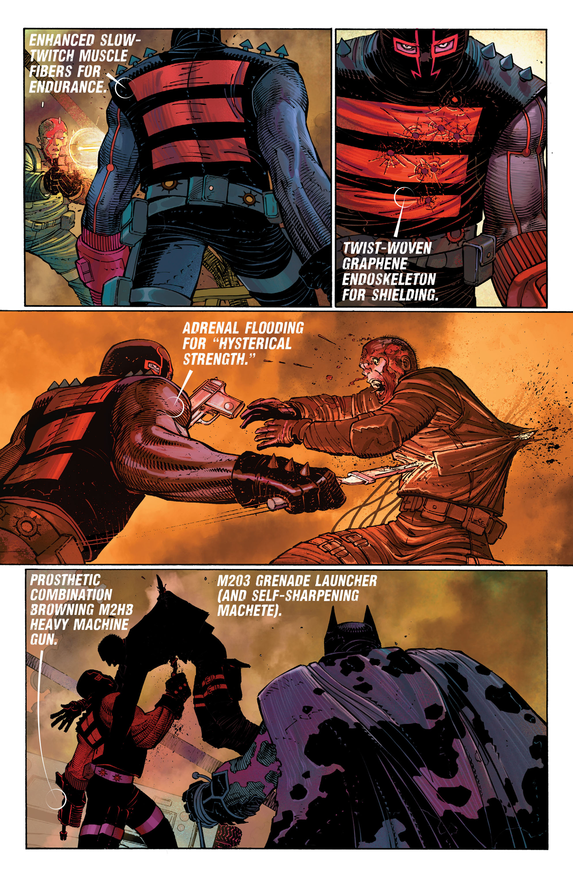 Read online All-Star Batman comic -  Issue #3 - 8