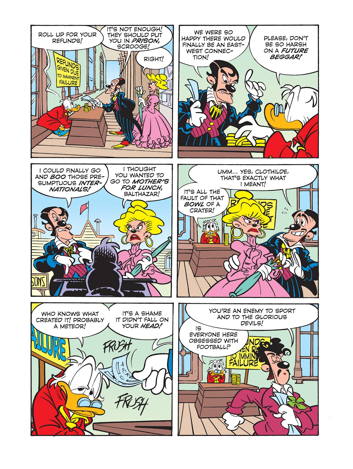 All of Scrooge McDuck's Millions Issue #2 #2 - English 20