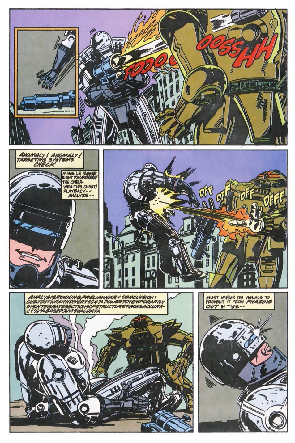 Read online Robocop (1990) comic -  Issue #11 - 18