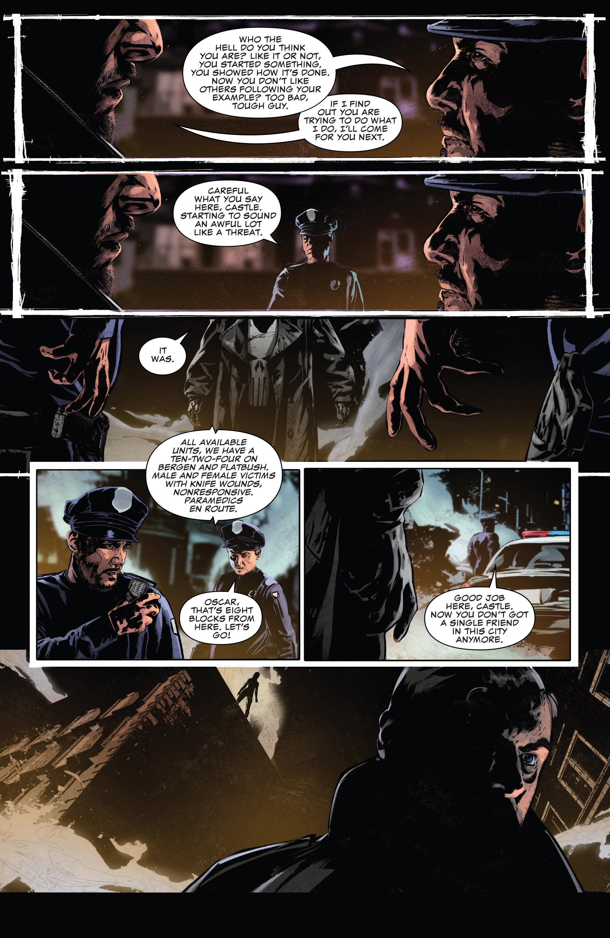 Read online The Punisher (2018) comic -  Issue #13 - 15