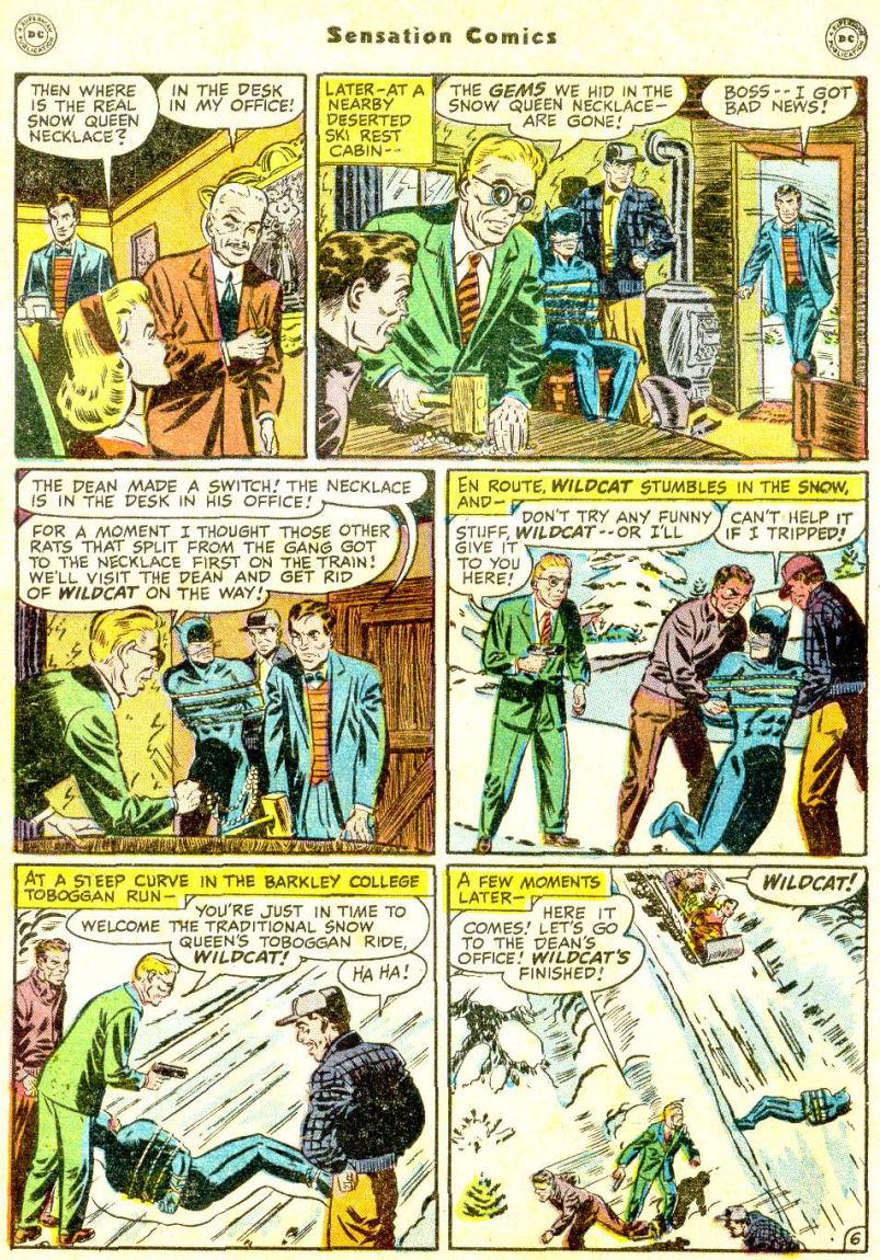 Read online Sensation (Mystery) Comics comic -  Issue #77 - 49
